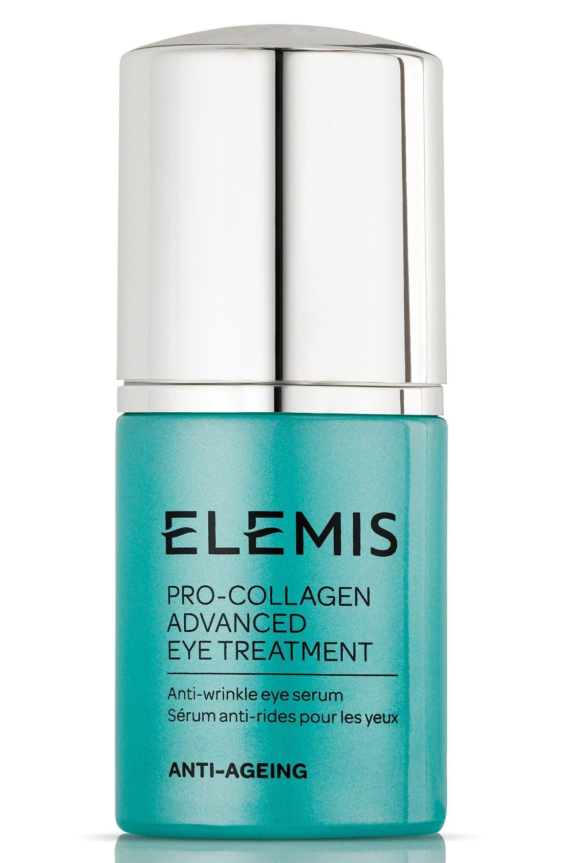 ELEMIS, Pro-Collagen Advanced Eye Treatment, Main thumbnail 1, color, NO COLOR