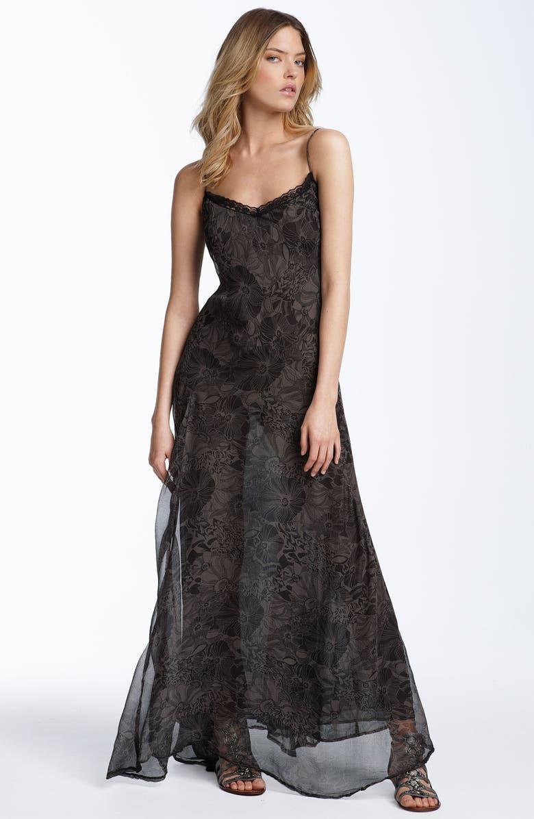 62c1f9d8301cd WINTER KATE 'Damien' Silk Maxi Dress, Main, color, ...