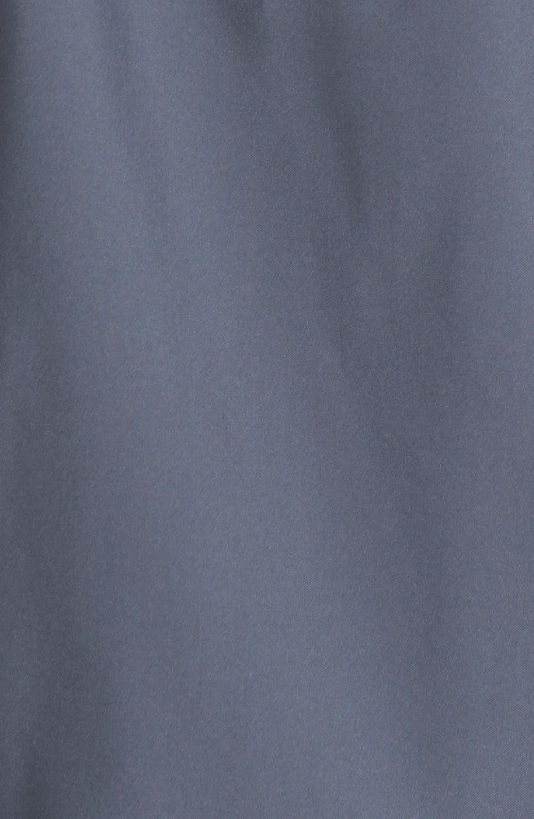CUTTER & BUCK, Beacon WeatherTec Wind & Water Resistant Jacket, Alternate thumbnail 6, color, ONYX GREY