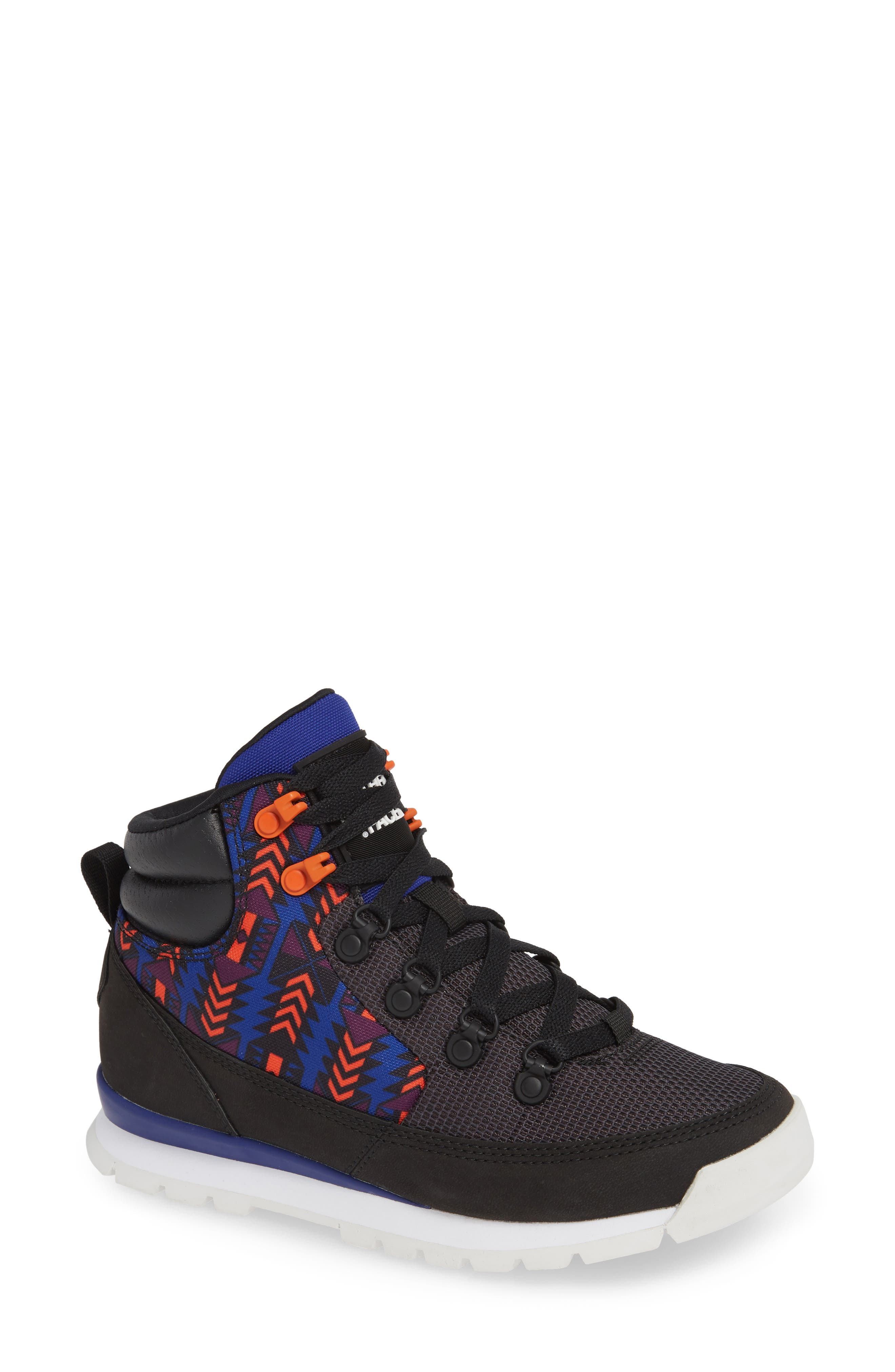 The North Face 92 Rage Collection Back-To-Berkeley Boot, Black