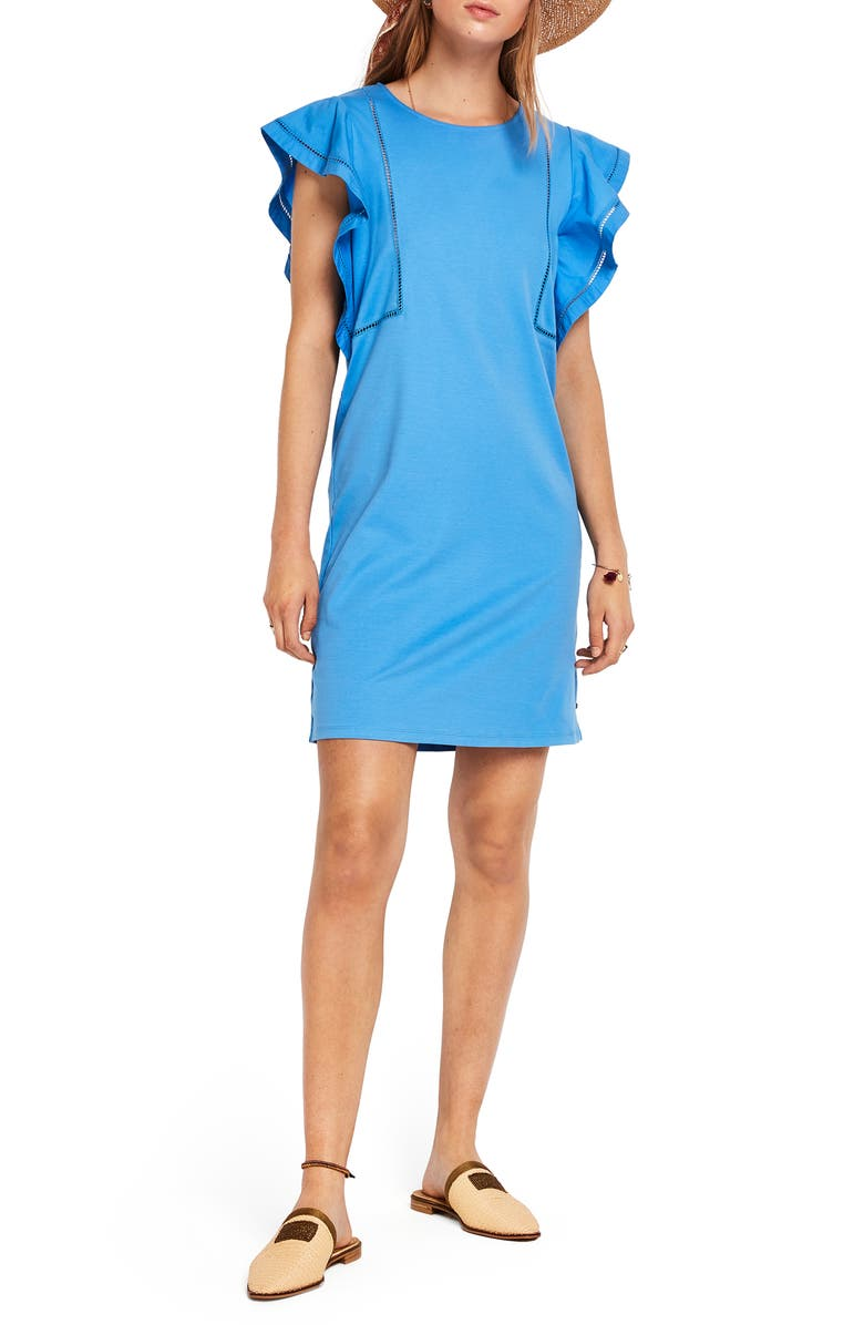 Scotch & Soda Dresses RUFFLE JERSEY DRESS