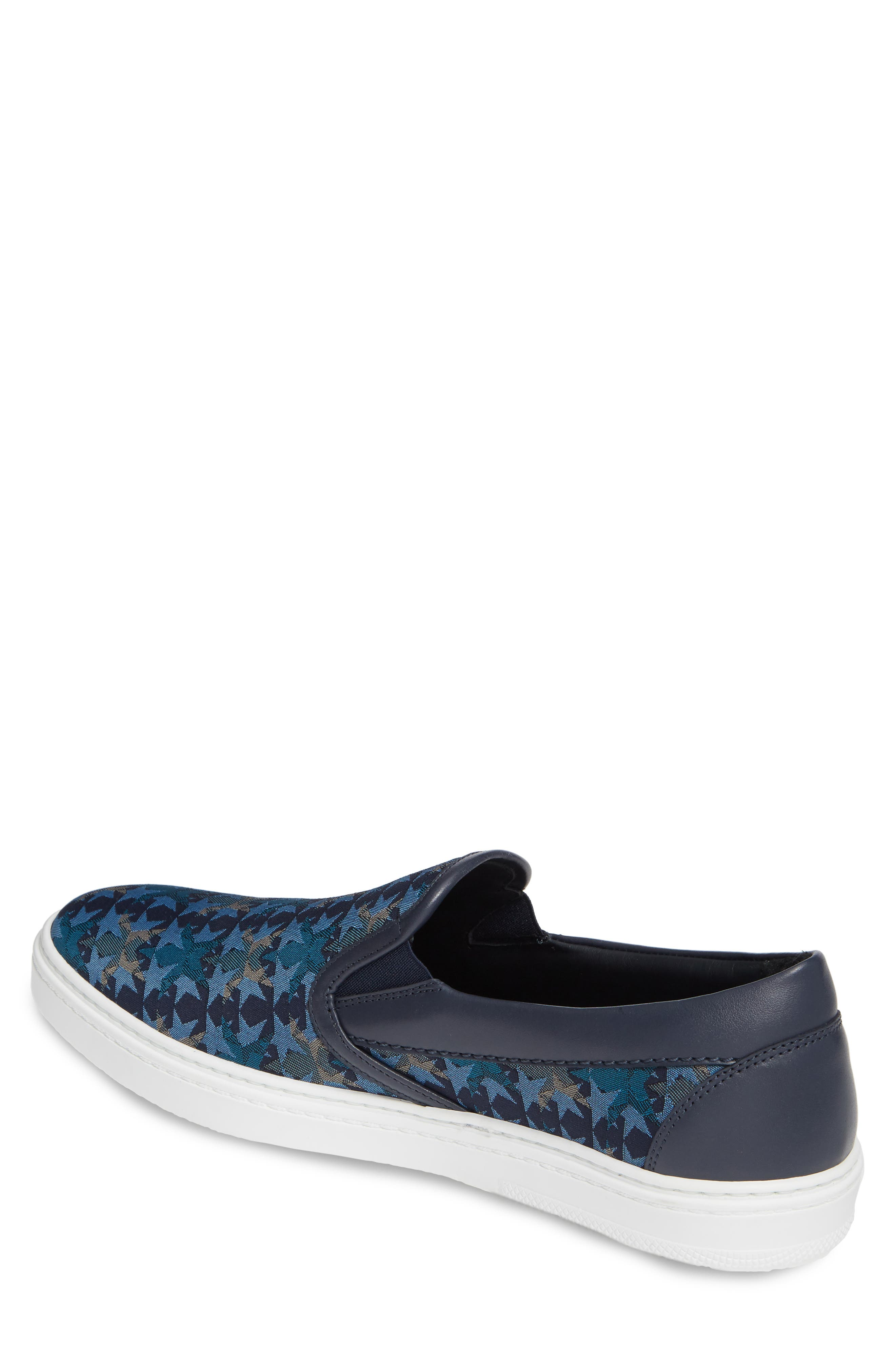 JIMMY CHOO, Grove Slip-On, Alternate thumbnail 2, color, 420