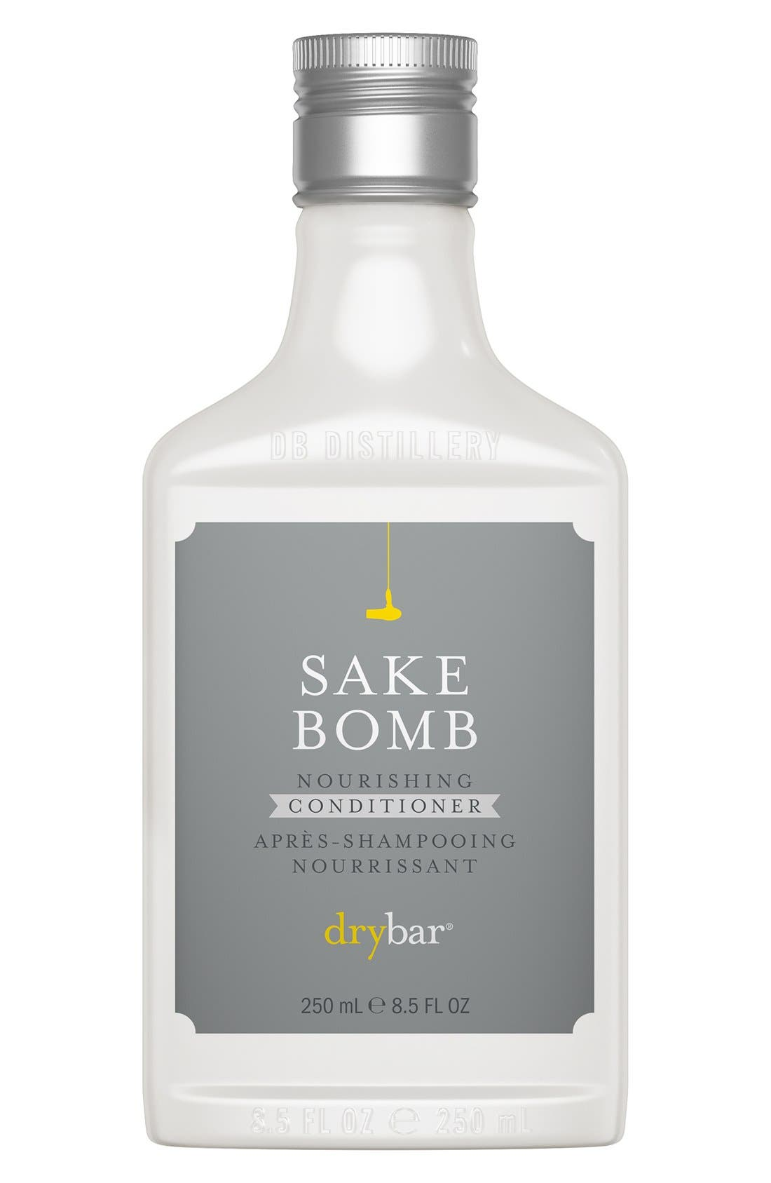 DRYBAR, Sake Bomb Nourishing Conditioner, Main thumbnail 1, color, NO COLOR