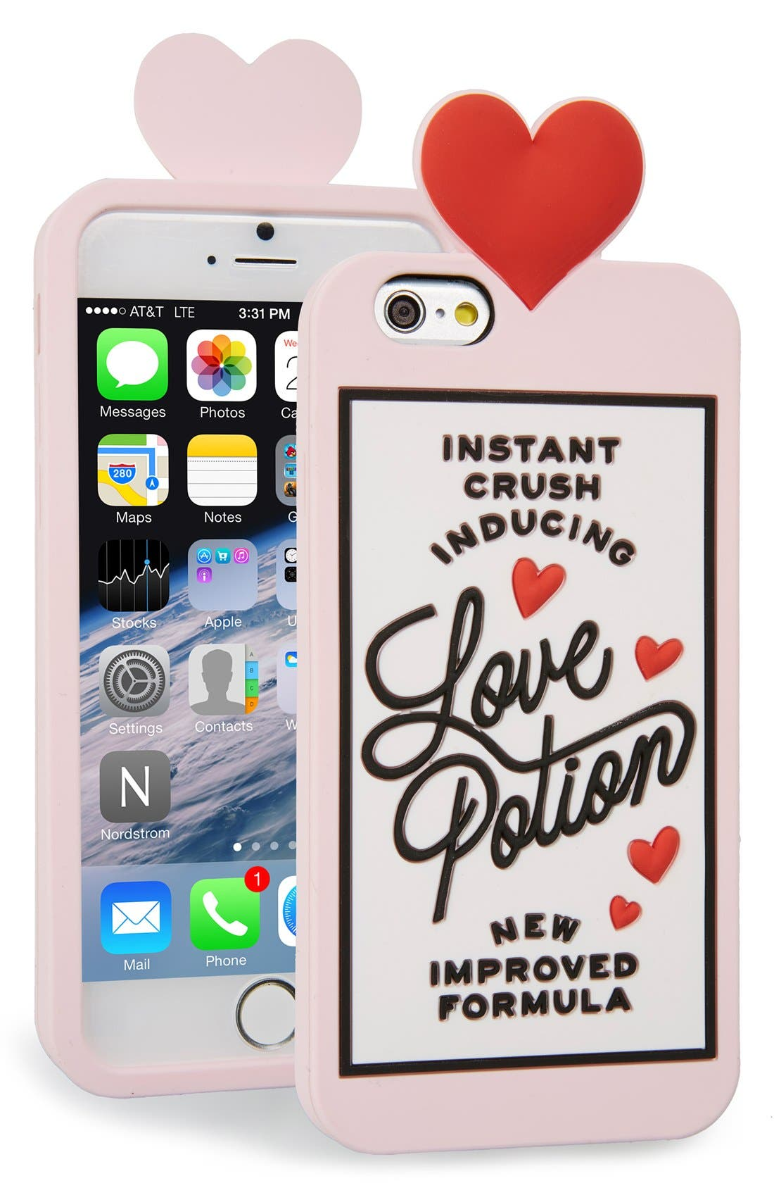 BAN.DO 'Love Potion' iPhone 6 & 6s Case, Main, color, 650
