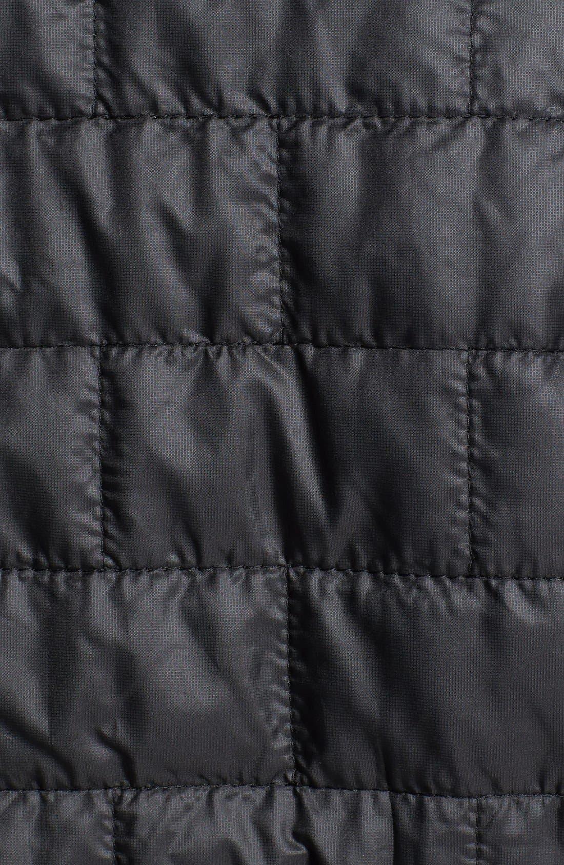 PATAGONIA, 'Nano Puff' Water Resistant Jacket, Alternate thumbnail 3, color, 001