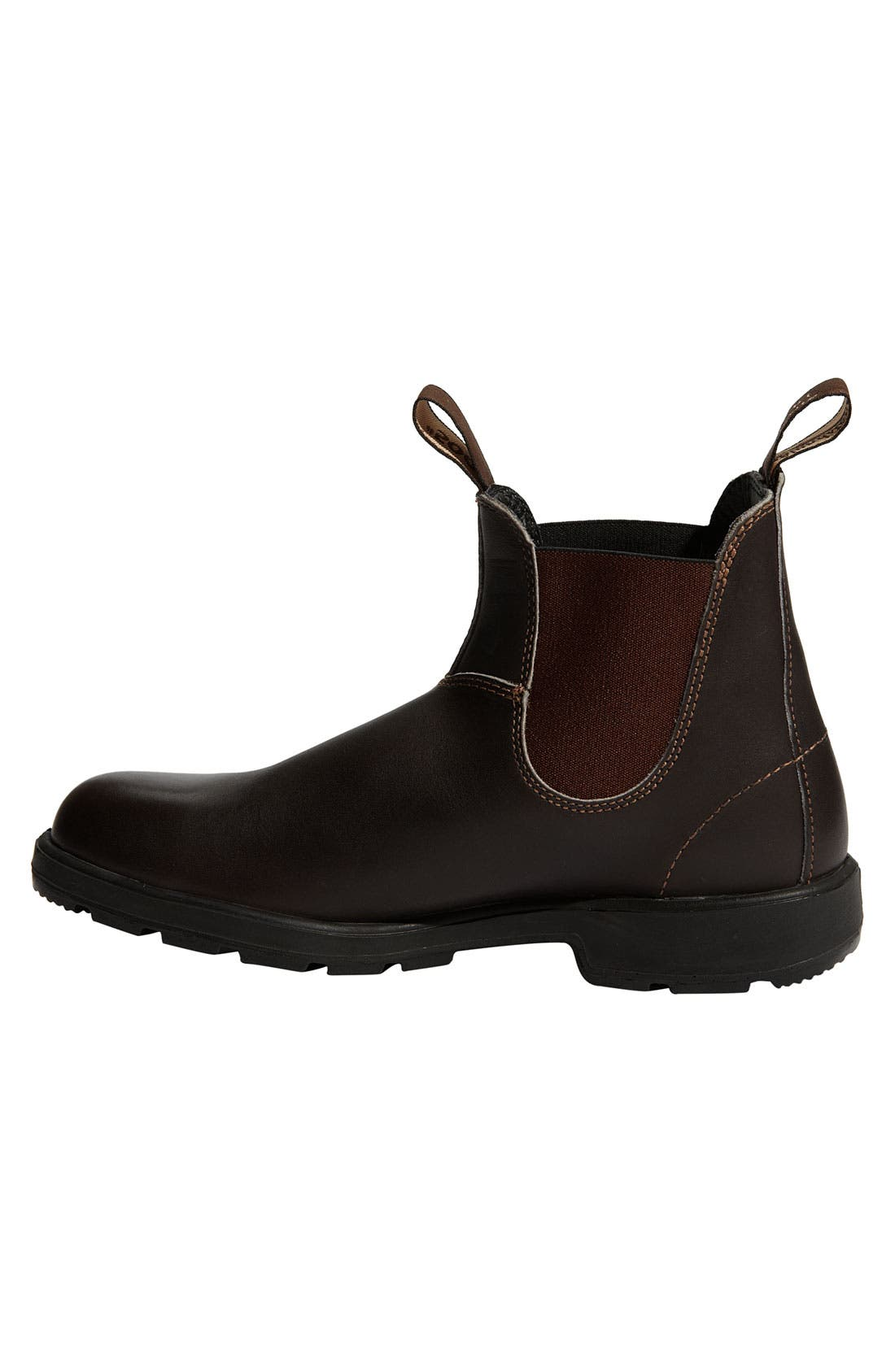 BLUNDSTONE FOOTWEAR, Classic Boot, Alternate thumbnail 2, color, STOUT BROWN
