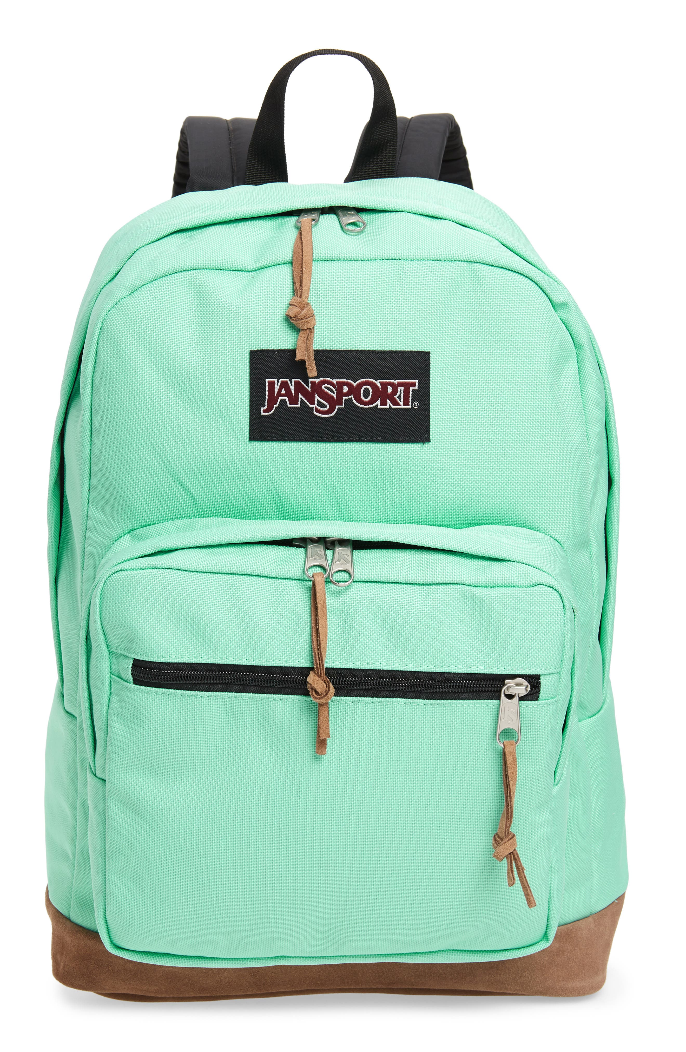 JANSPORT Right Pack 15-Inch Laptop Backpack, Main, color, CASCADE