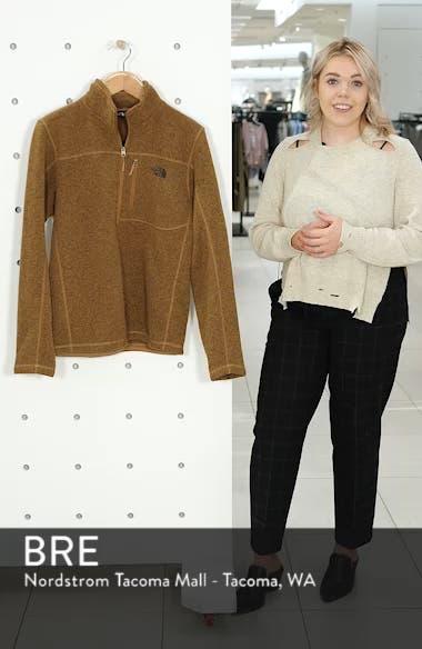 Gordon Lyons Quarter-Zip Fleece Jacket, sales video thumbnail