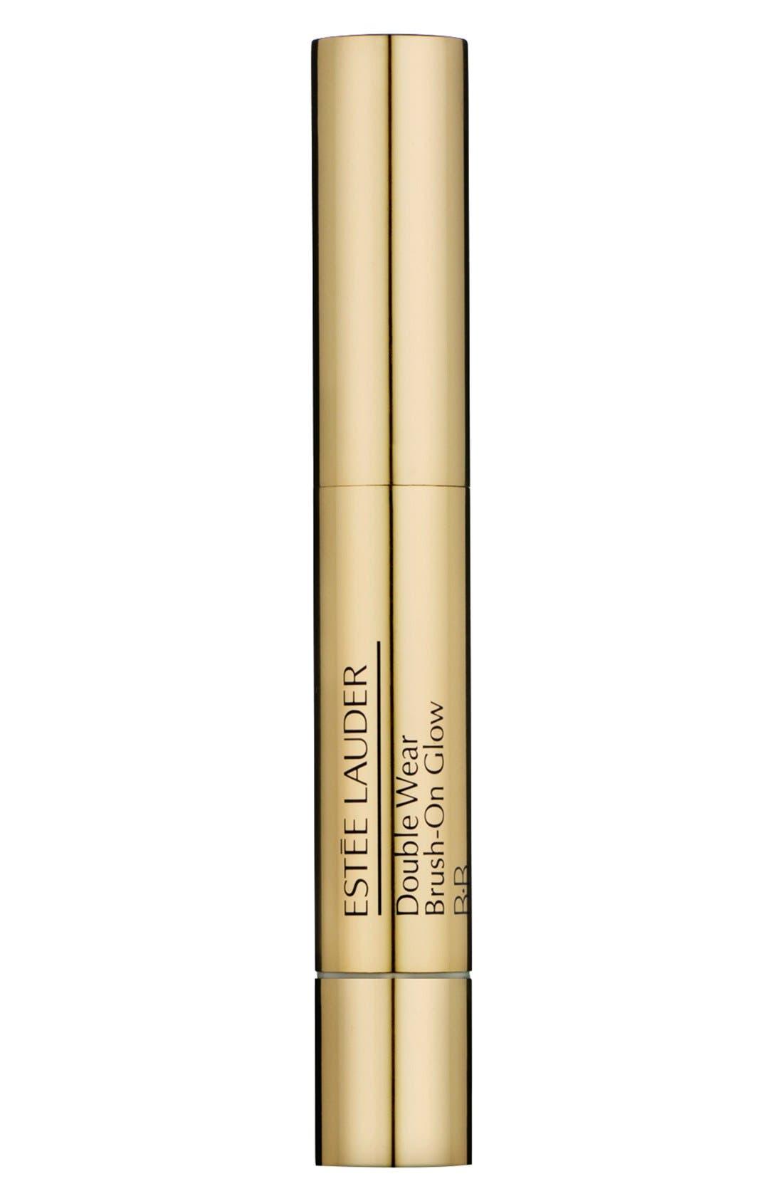 ESTÉE LAUDER Double Wear Brush-On Glow BB Highlighter, Main, color, 1N EXTRA LIGHT (NEUTRAL)