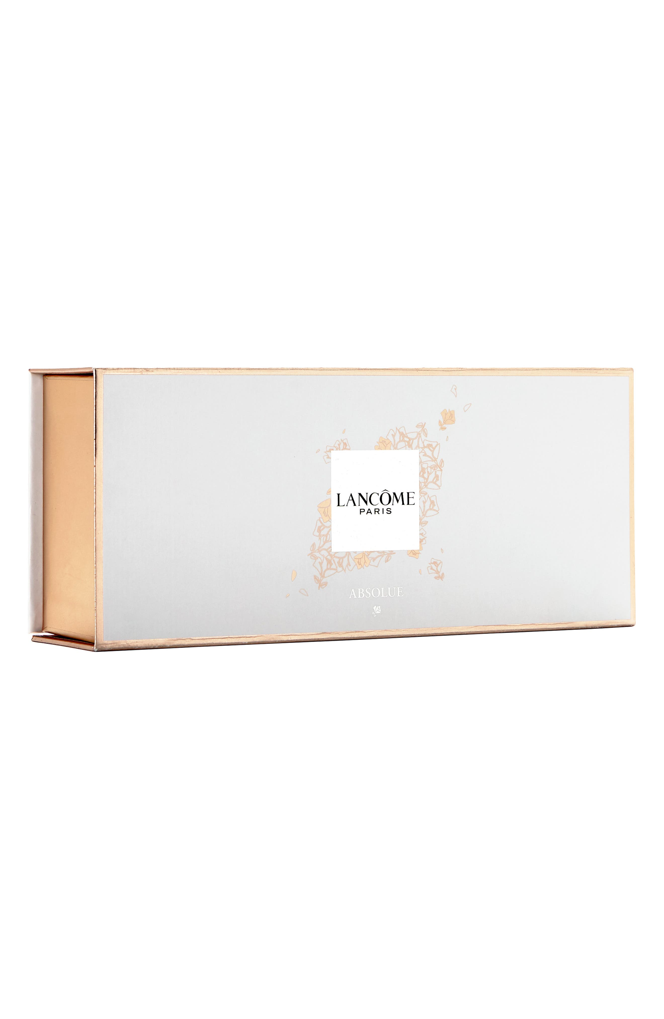 LANCÔME, Absolue Discovery Set, Alternate thumbnail 3, color, NO COLOR