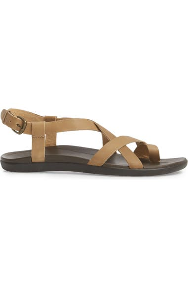 a53ac1102bf OluKai  Upena  Flat Sandal (Women)