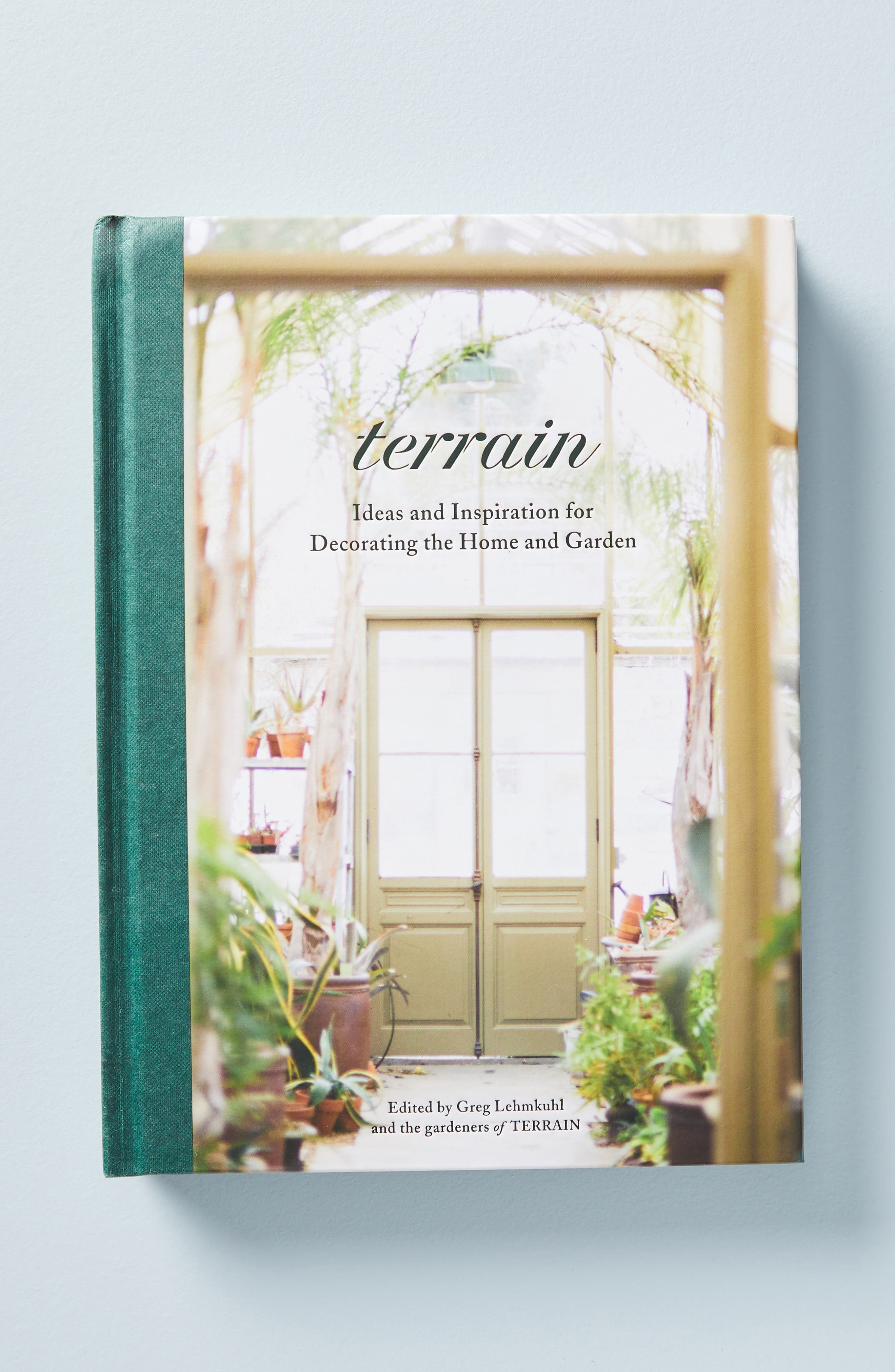 Terrain Ideas And Inspiration For Decorating The Home And Garden Book Size One Size  Green