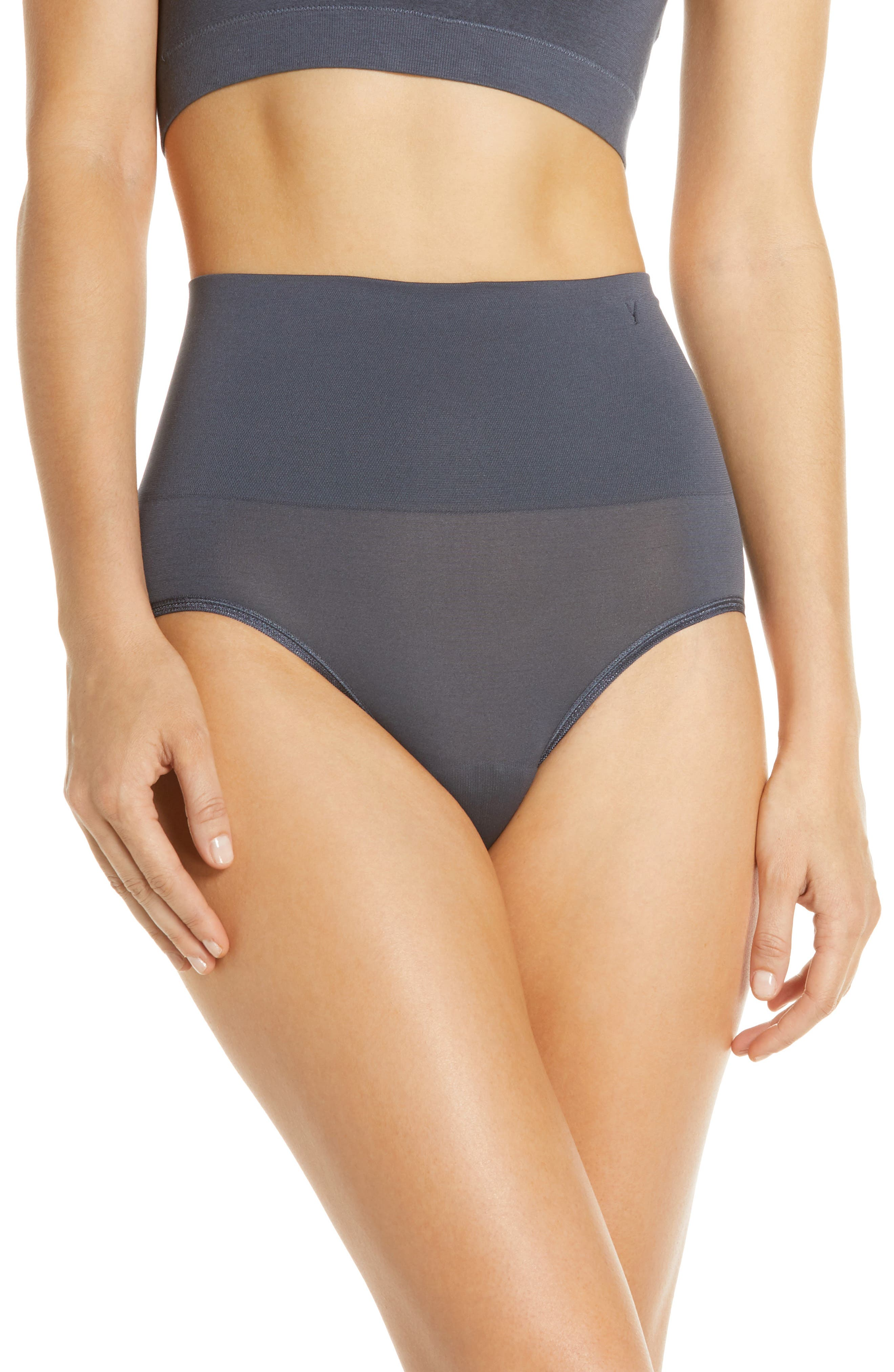 YUMMIE Ultralight Seamless Shaping Briefs, Main, color, OMBRE BLUE