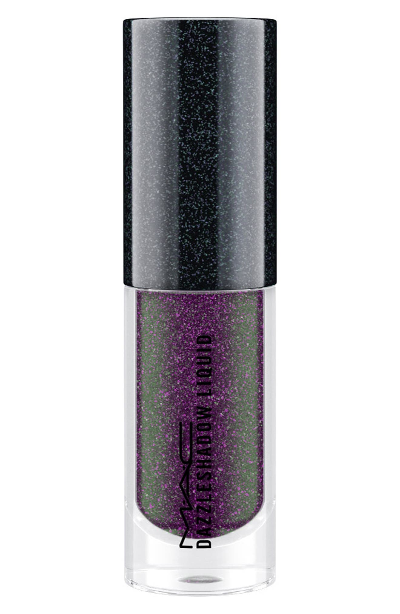 MAC COSMETICS, MAC Dazzleshadow Liquid Eyeshadow, Alternate thumbnail 9, color, PANTHERTIZED (SHIMMER)