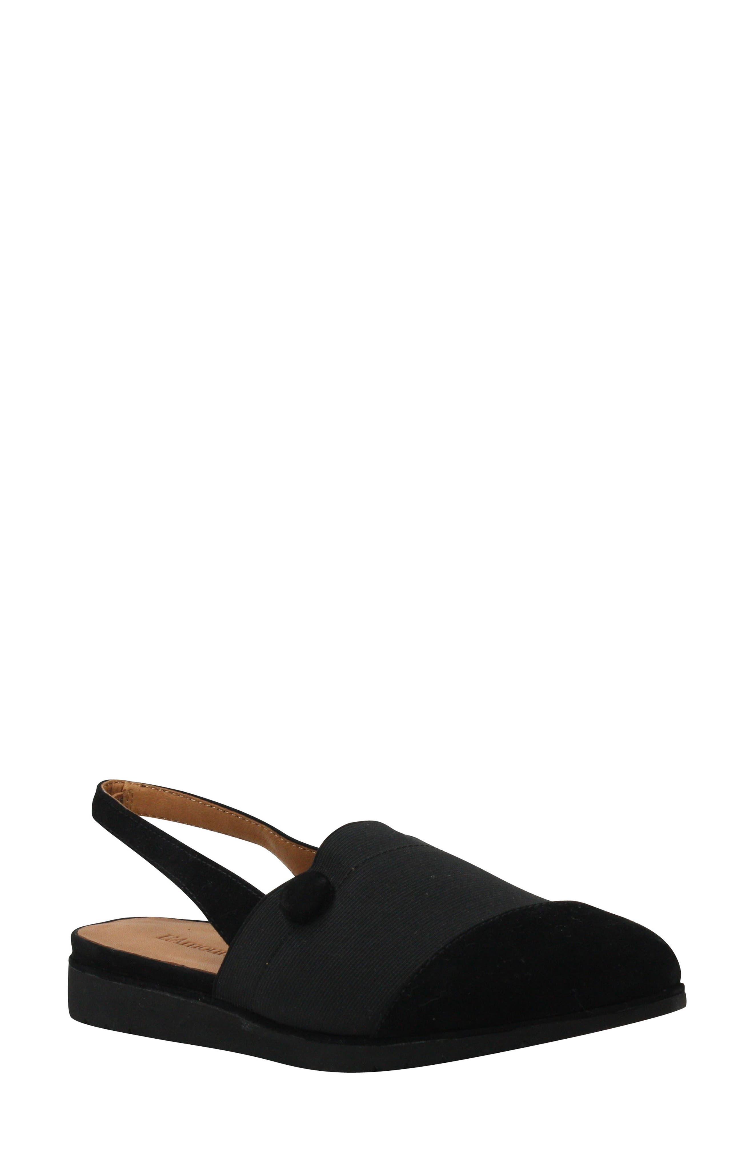 L'AMOUR DES PIEDS Marissah Slingback, Main, color, 001