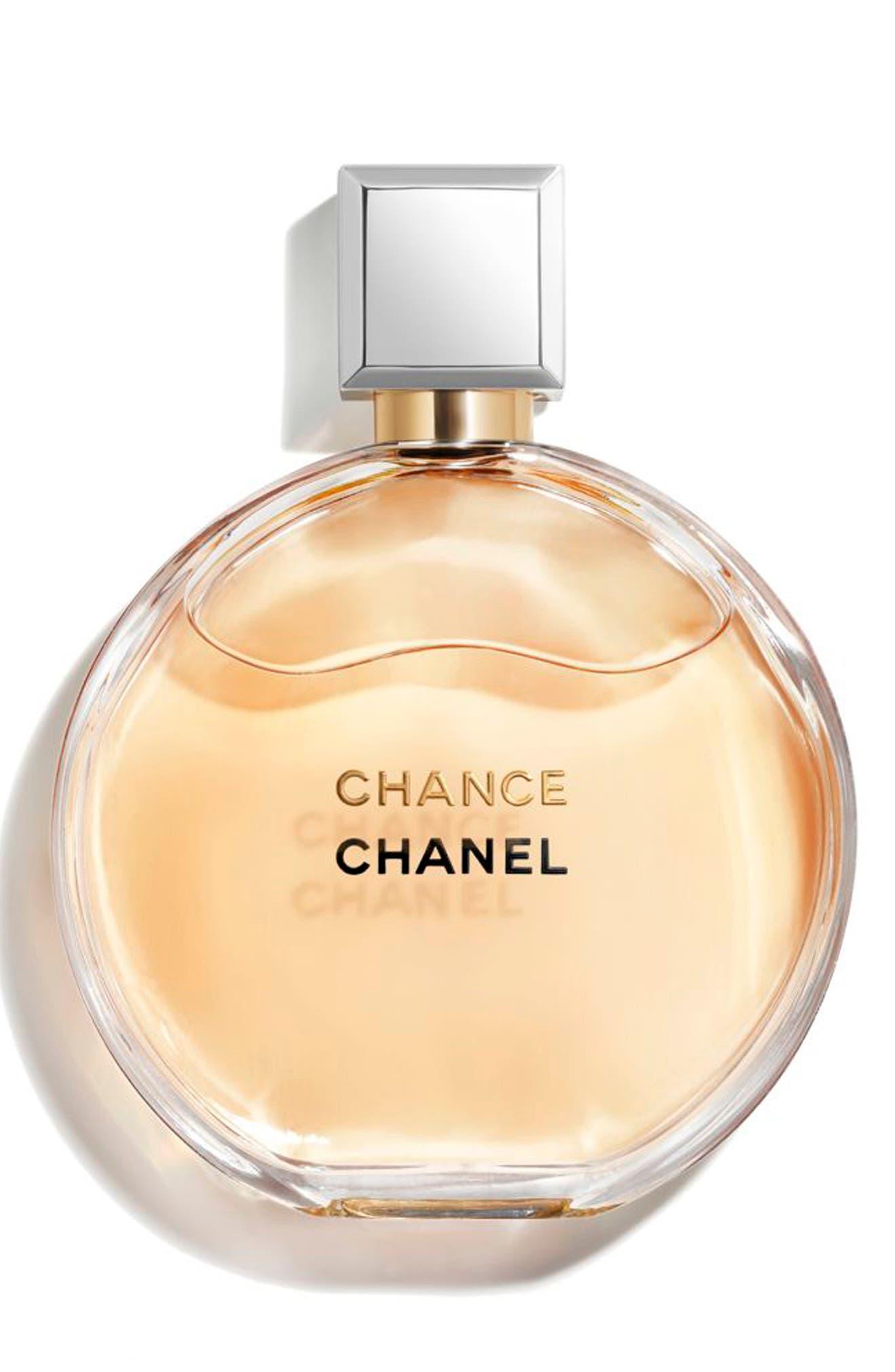CHANEL CHANCE<br />Eau de Parfum Spray, Main, color, NO COLOR