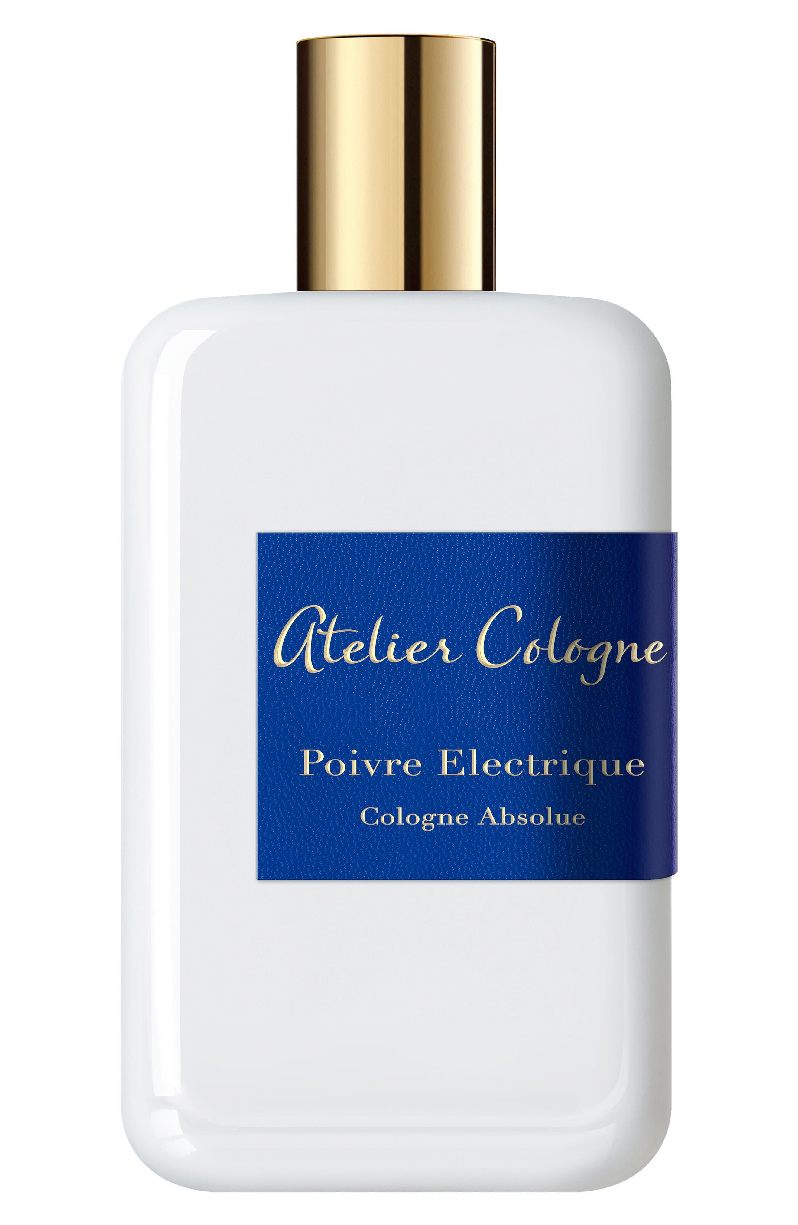 ATELIER COLOGNE, Poivre Electrique Cologne Absolue, Main thumbnail 1, color, NO COLOR