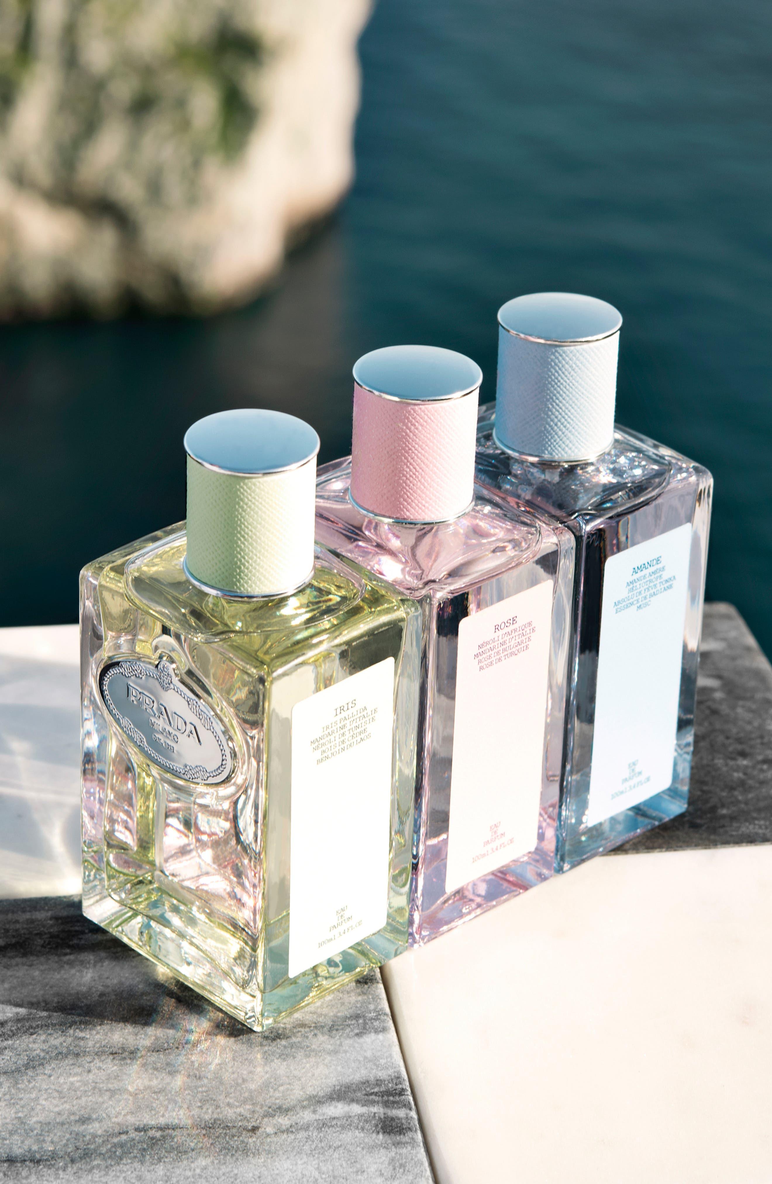 PRADA, Les Infusions Iris Eau de Parfum, Alternate thumbnail 5, color, NO COLOR
