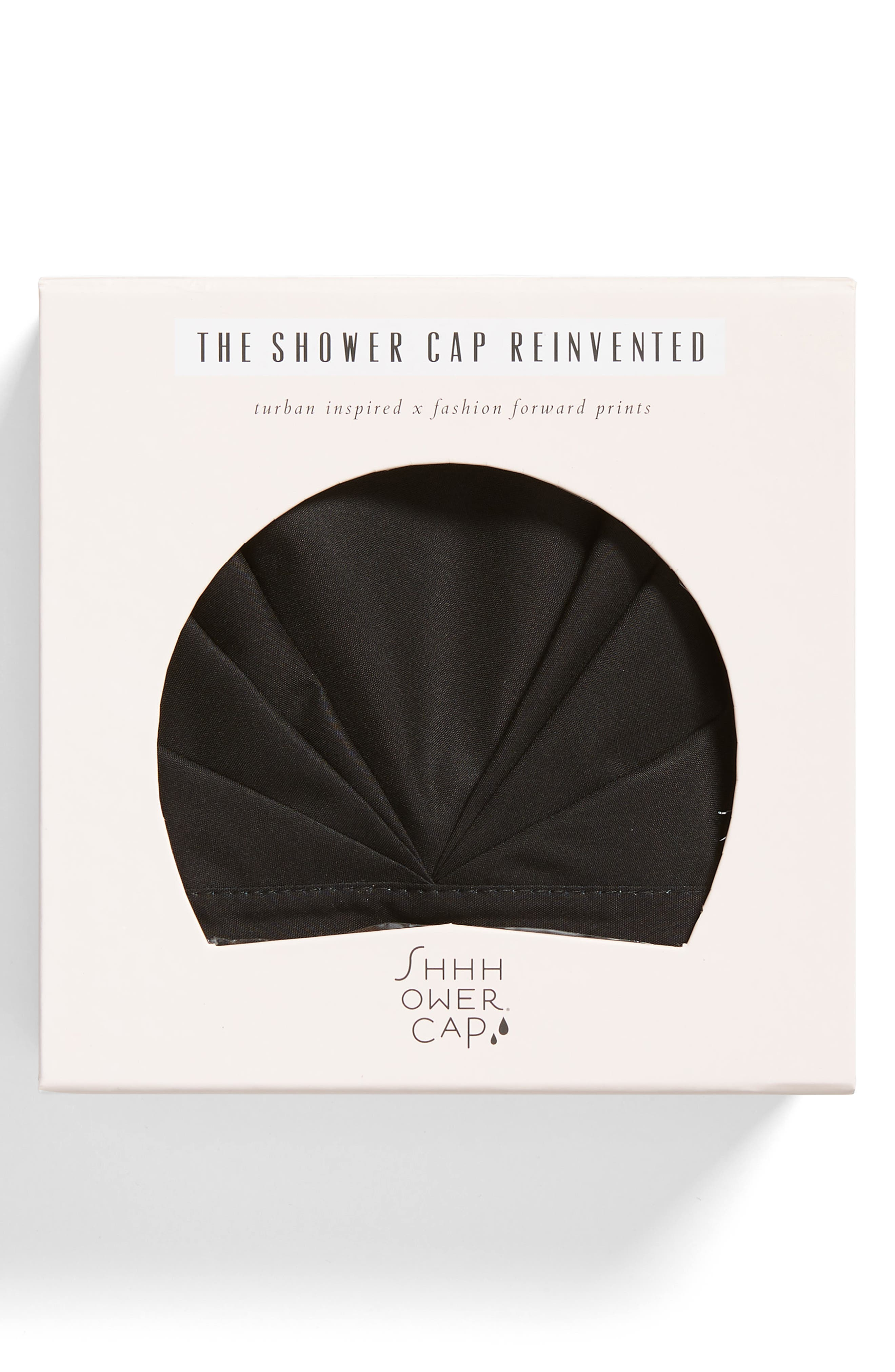 SHHHOWERCAP The Minx Shower Cap, Main, color, 001