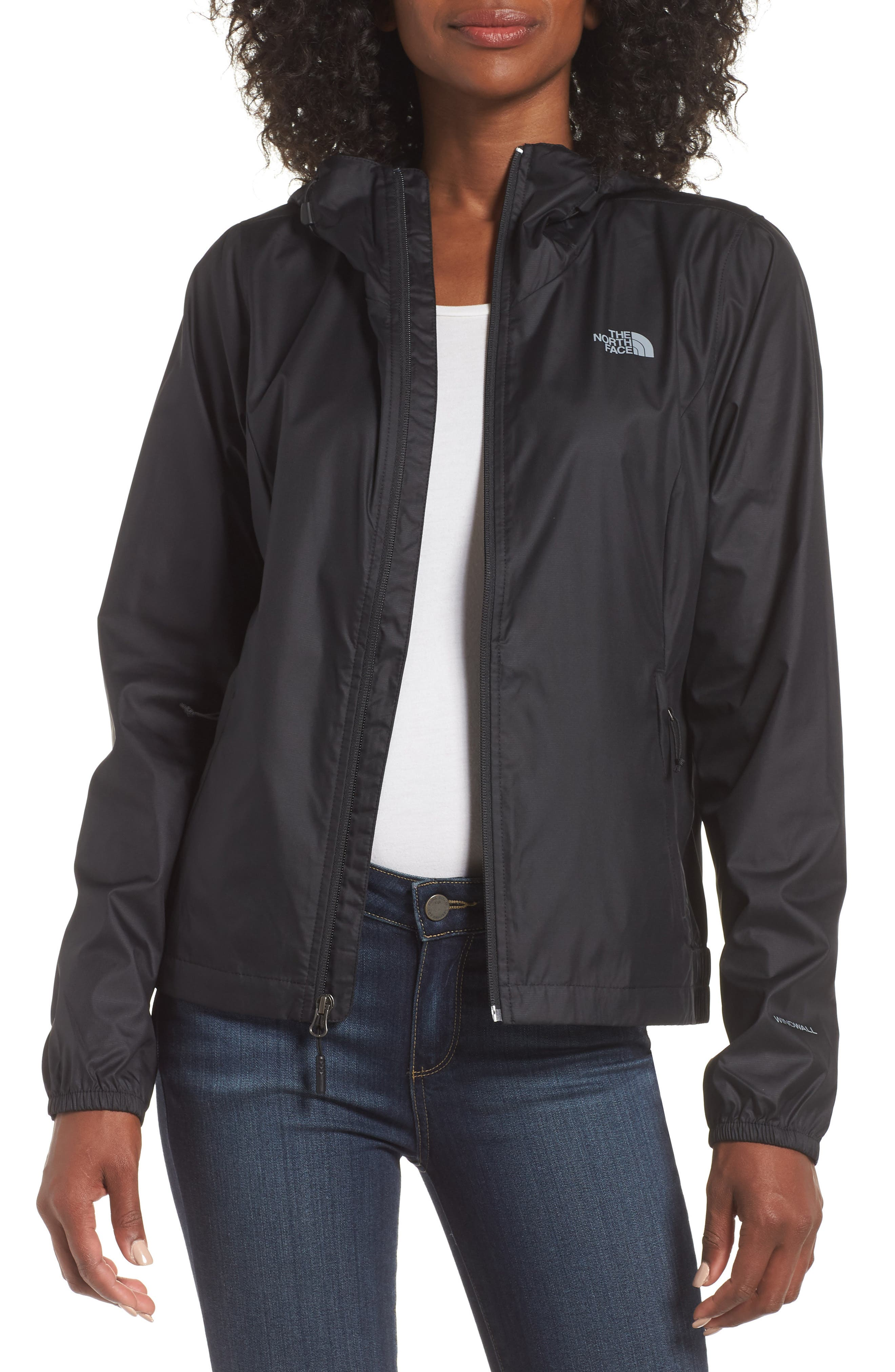 THE NORTH FACE Cyclone 3.0 WindWall<sup>®</sup> Jacket, Main, color, 001