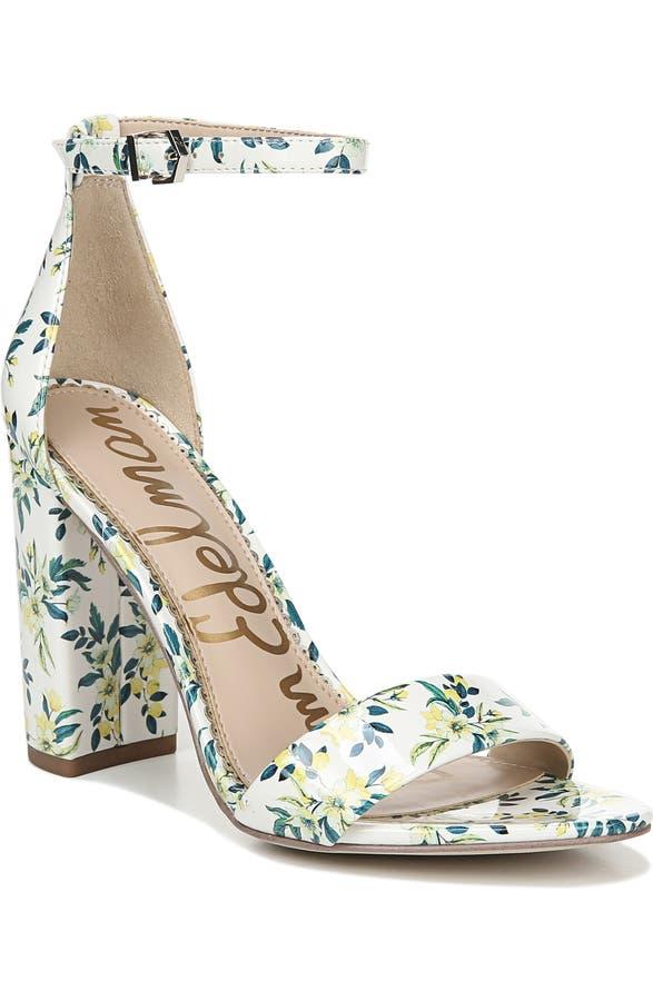 7ceff3d970c9 Sam Edelman Yaro Ankle Strap Sandal (Women)