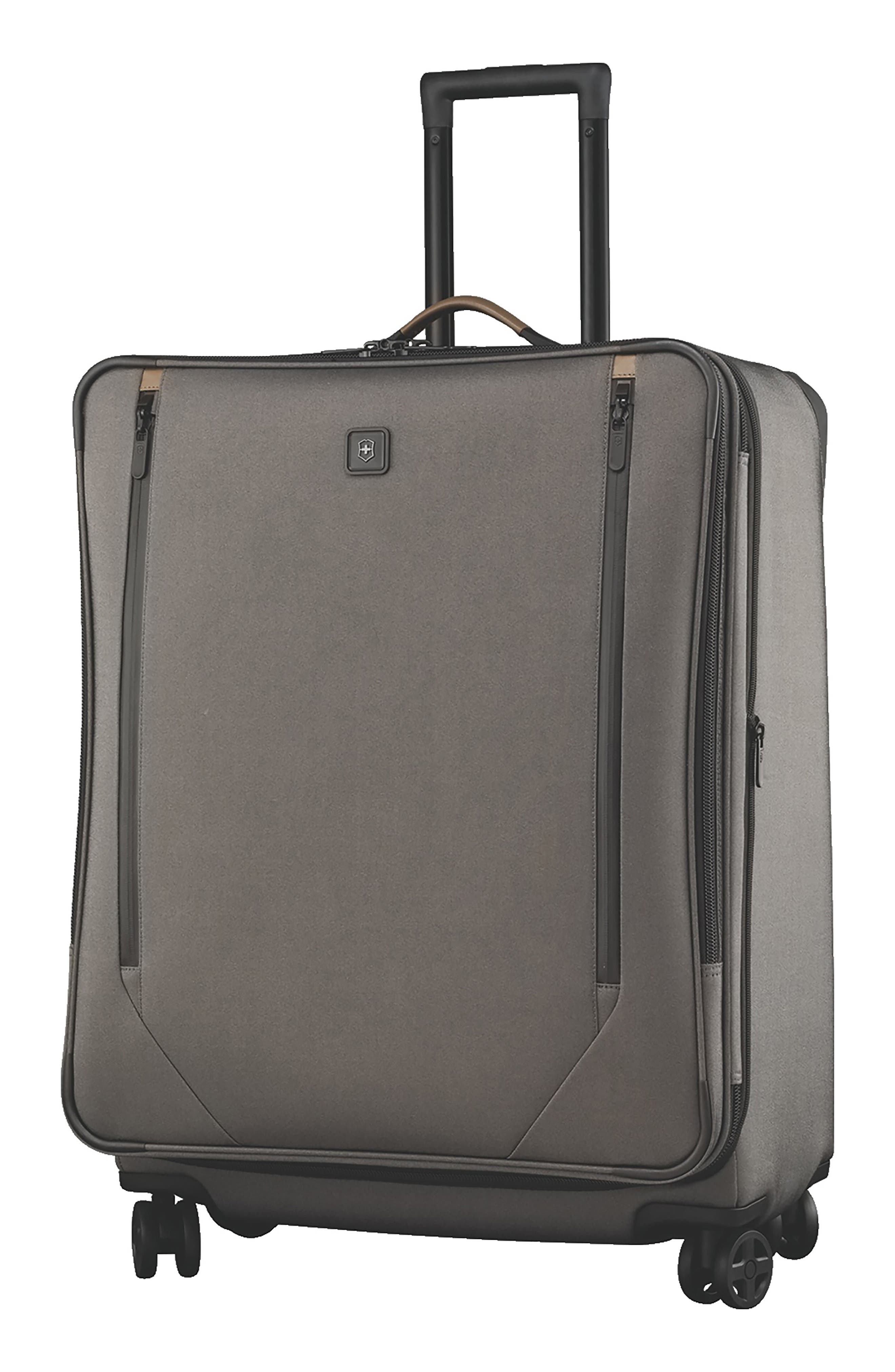 VICTORINOX SWISS ARMY<SUP>®</SUP>, Lexicon 2.0 28-Inch Wheeled Suitcase, Main thumbnail 1, color, GREY