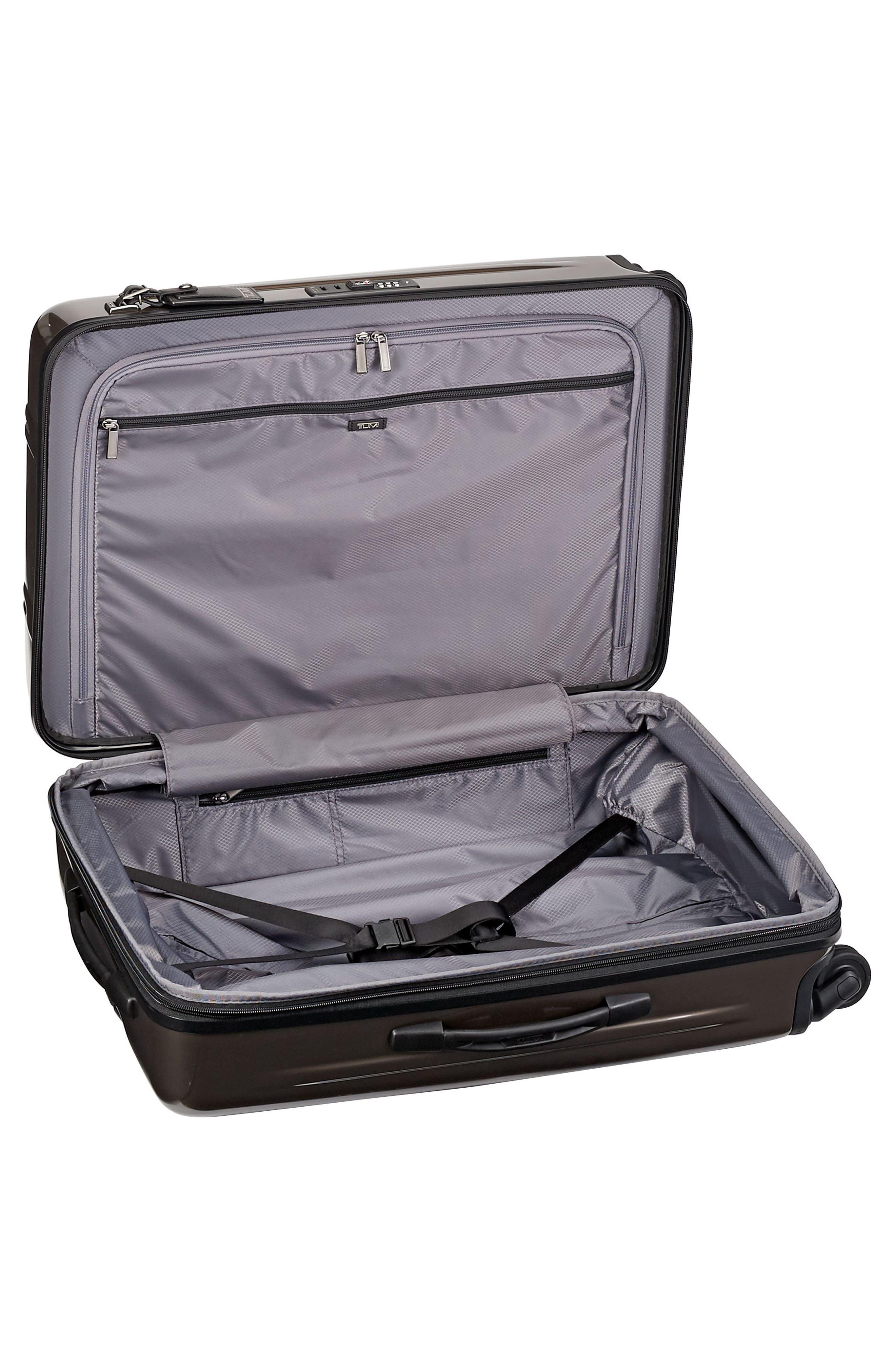 TUMI, V3 Short Trip 26-Inch Expandable Wheeled Packing Case, Alternate thumbnail 2, color, MINK
