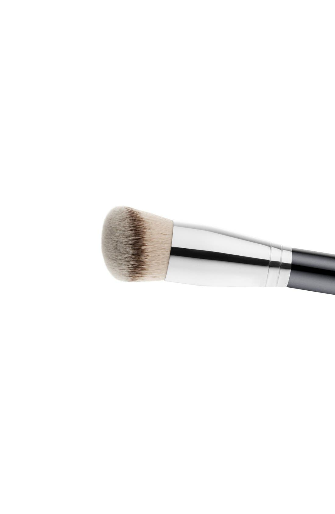 MAC COSMETICS, MAC 170 Synthetic Rounded Slant Brush, Alternate thumbnail 2, color, NO COLOR