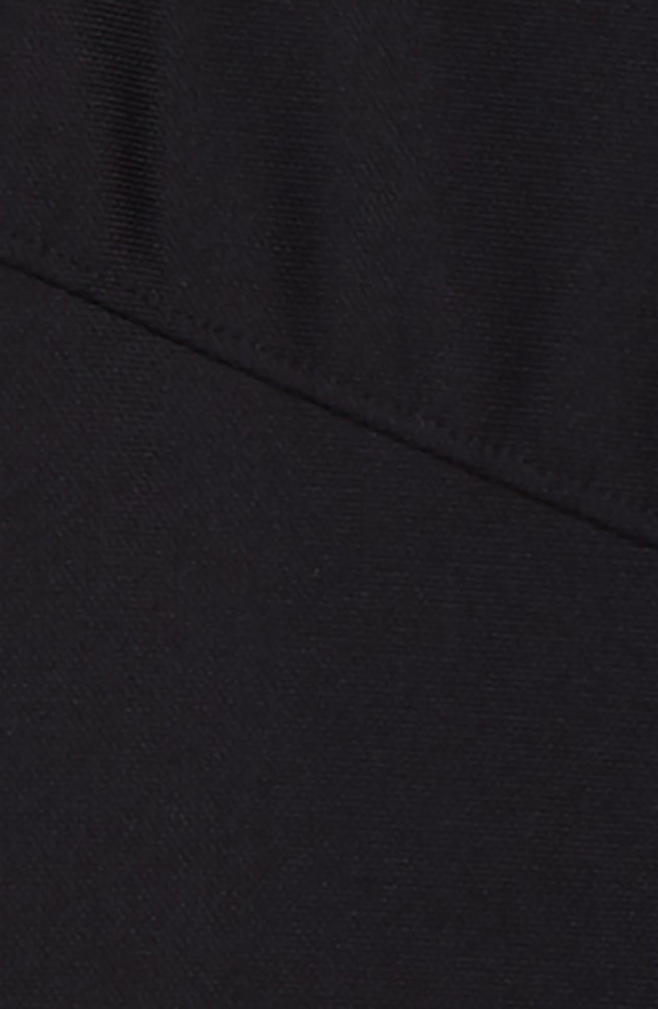 UNDER ARMOUR, Prototype HeatGear<sup>®</sup> Pants, Alternate thumbnail 2, color, BLACK/ PITCH GRAY