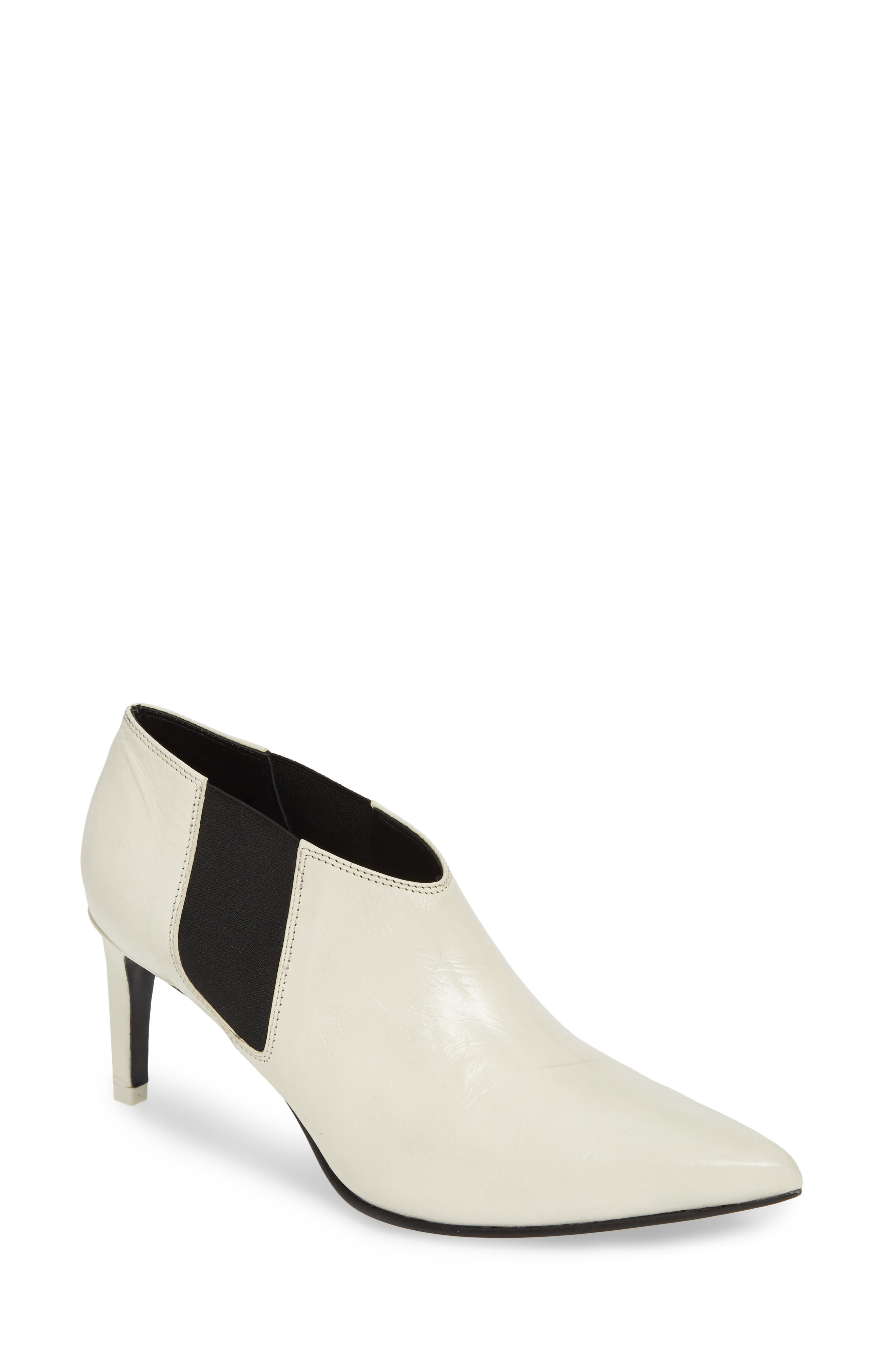 Rag & Bone Beha Chelsea Boot - White