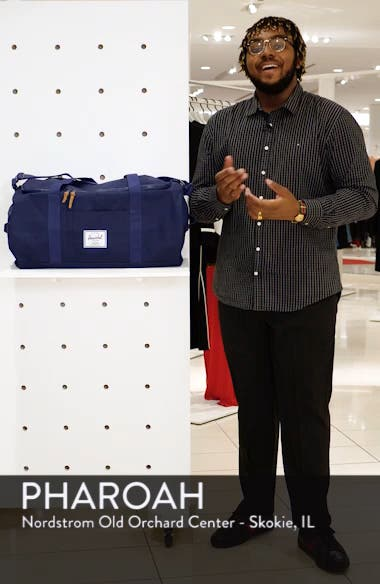 Strand Duffel Bag, sales video thumbnail