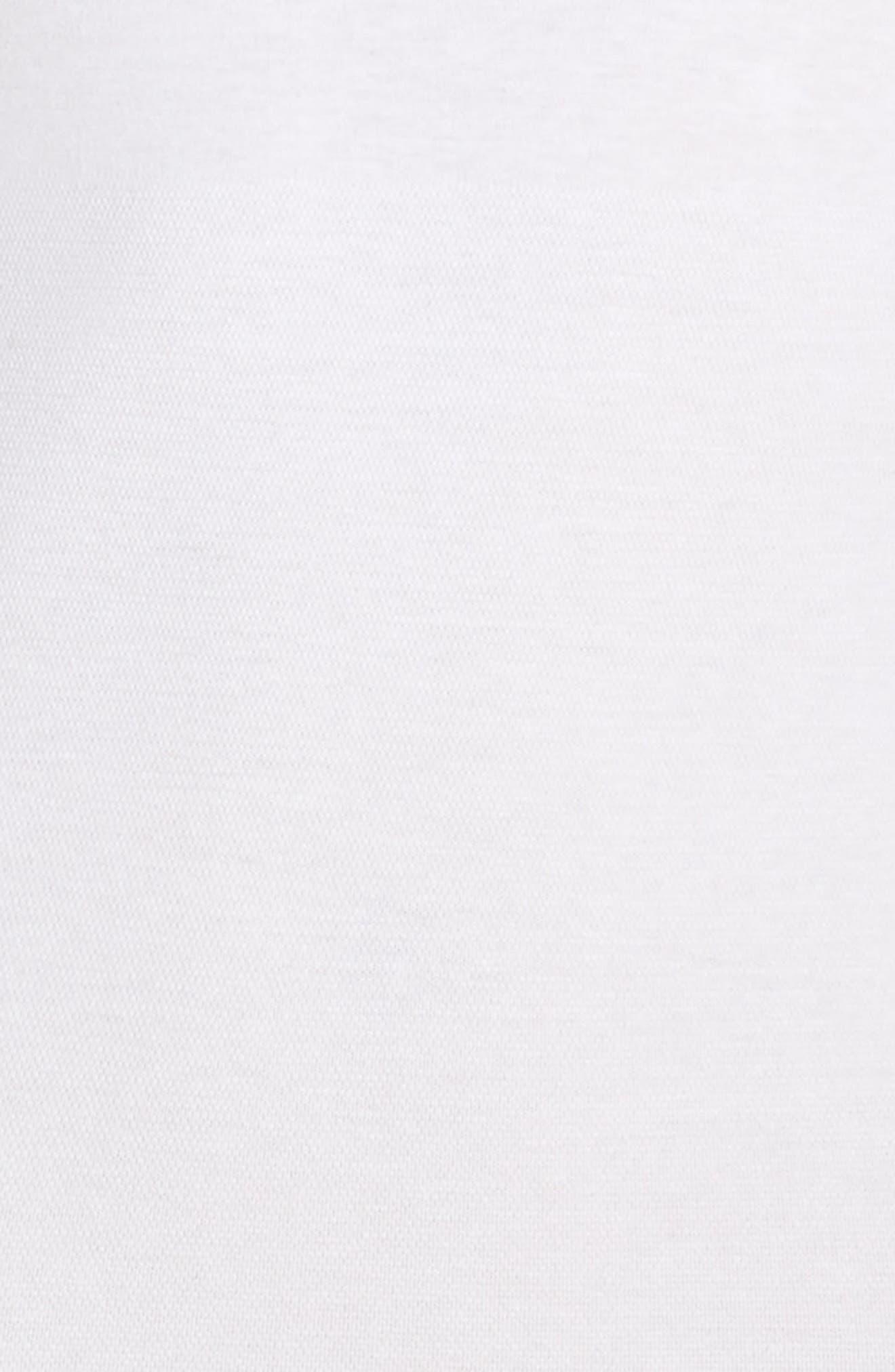 YUMMIE, Ruby Thong Bodysuit, Alternate thumbnail 5, color, WHITE