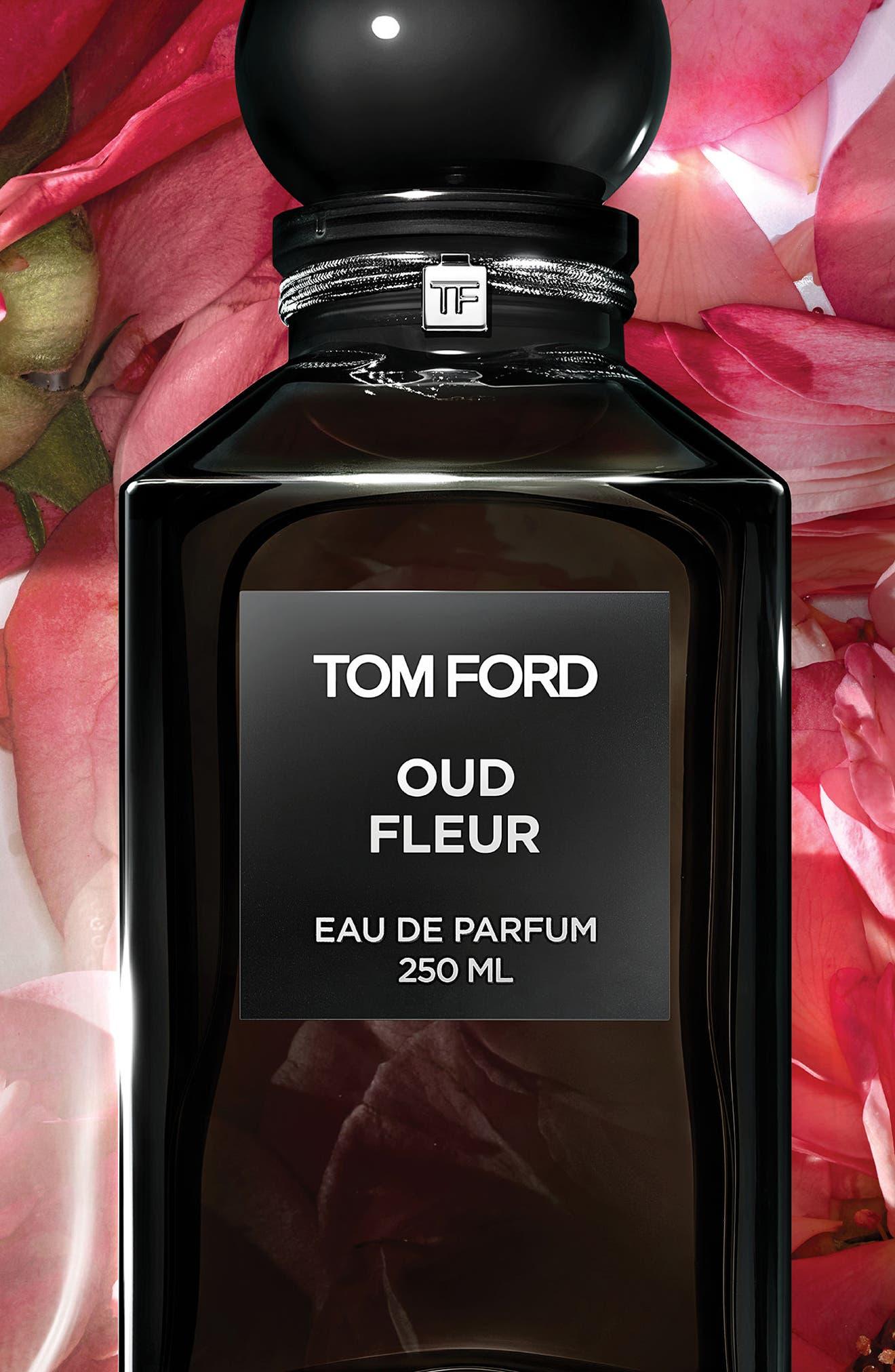 TOM FORD, Private Blend Oud Fleur Eau de Parfum, Alternate thumbnail 4, color, NO COLOR