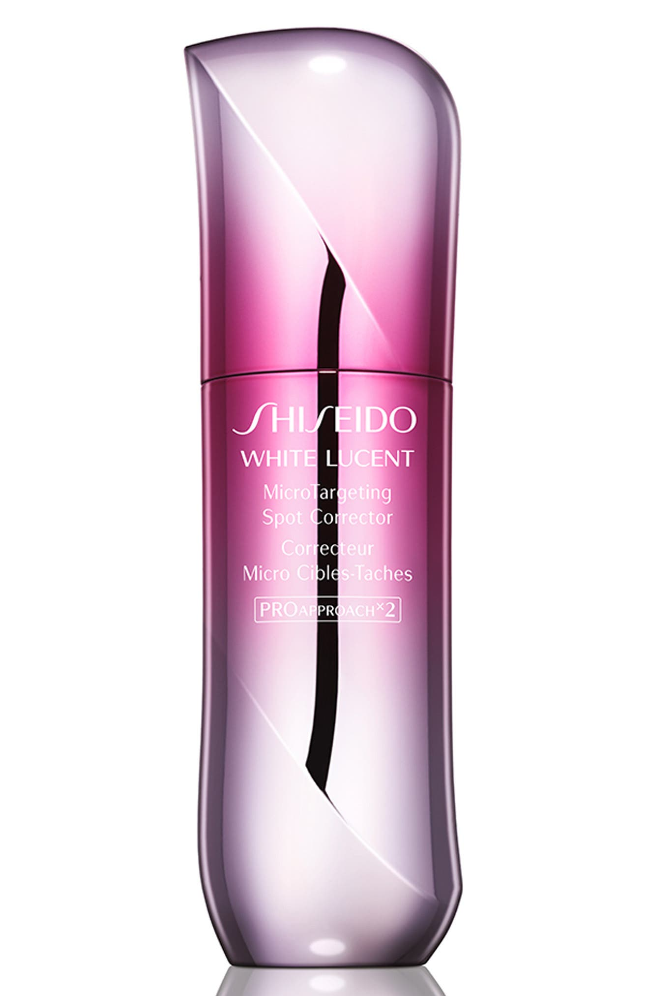SHISEIDO, White Lucent MicroTargeting Spot Corrector, Alternate thumbnail 4, color, NO COLOR