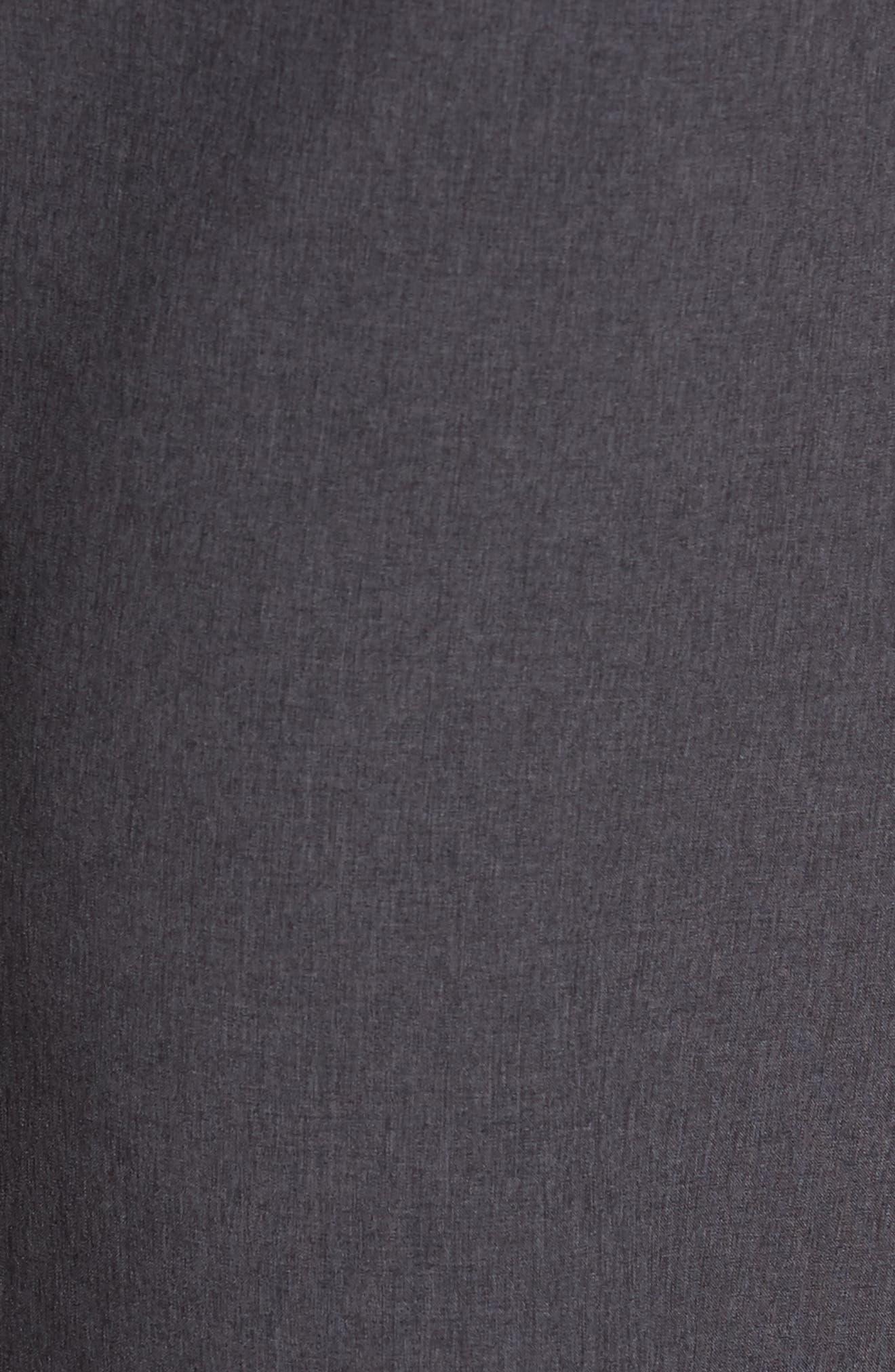 TRAVISMATHEW, Pantladdium Pants, Alternate thumbnail 5, color, HEATHER BLACK