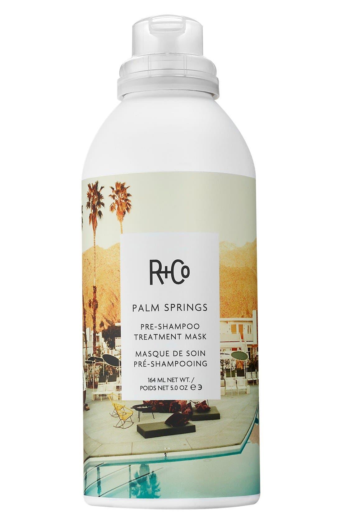 R+CO, Space.NK.apothecary R+Co Palm Springs Pre-Shampoo Treatment Mask, Main thumbnail 1, color, NO COLOR