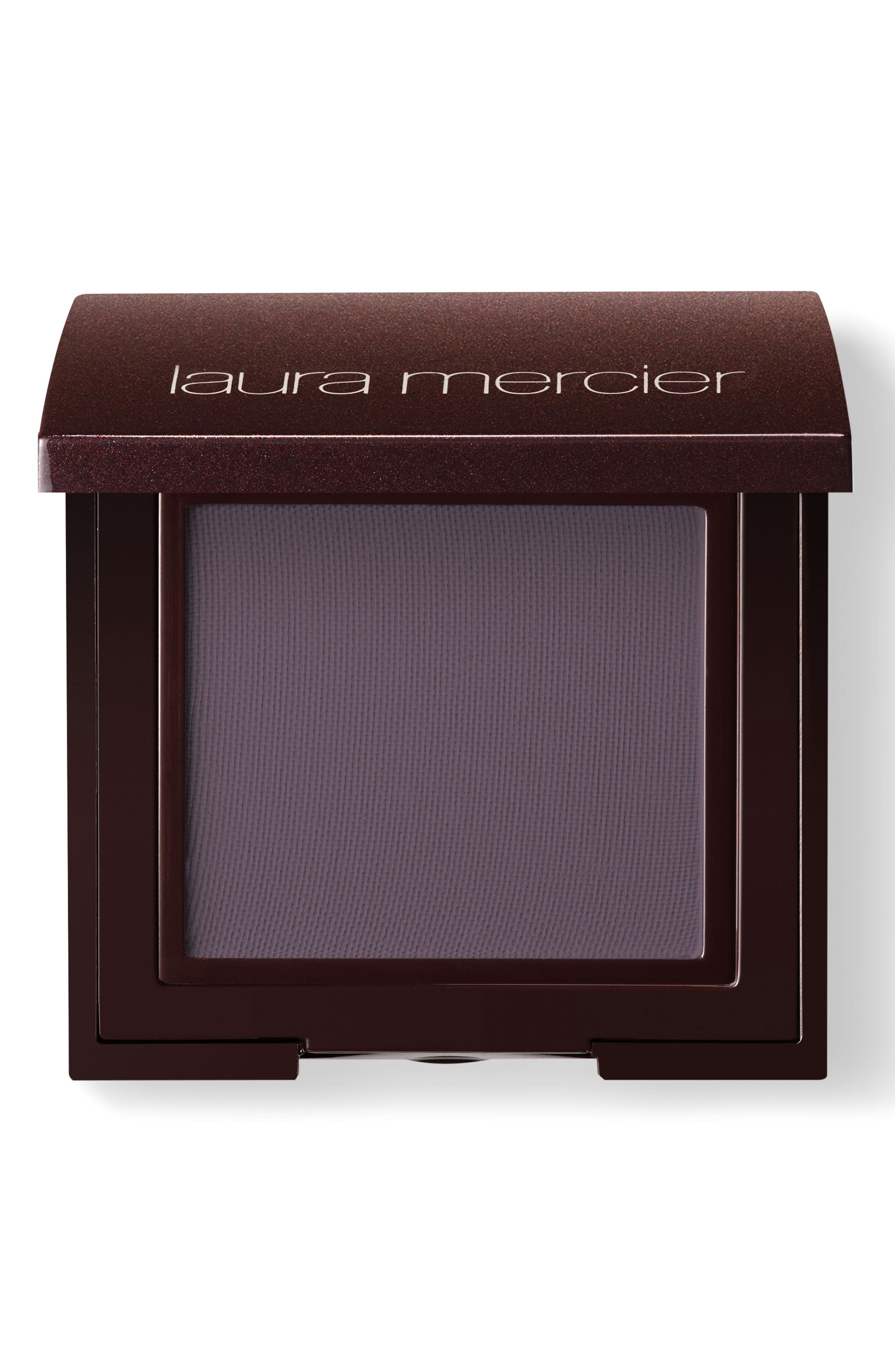LAURA MERCIER, Matte Eye Colour, Main thumbnail 1, color, BLACK PLUM
