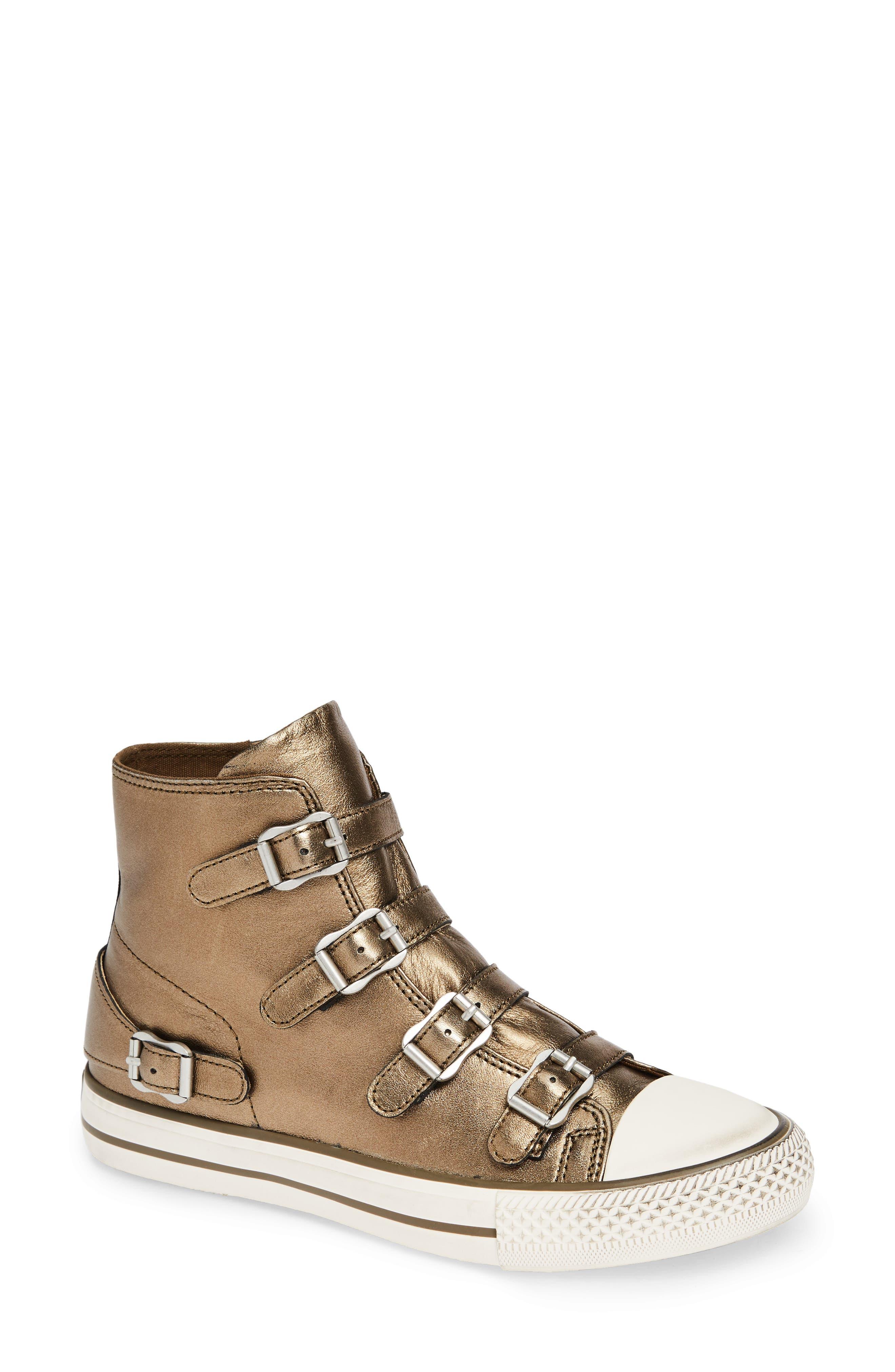ASH Virgin Sneaker, Main, color, MOON BRONZE