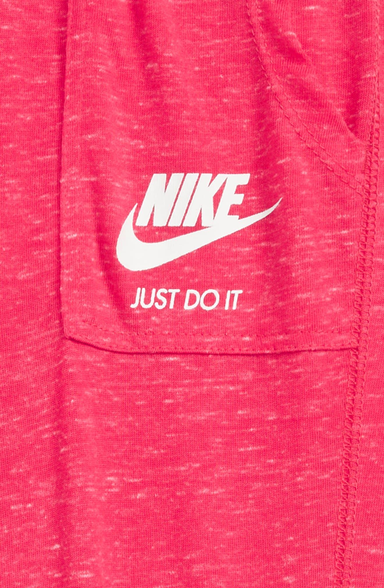 NIKE, Gym Vintage Pants, Alternate thumbnail 2, color, 672