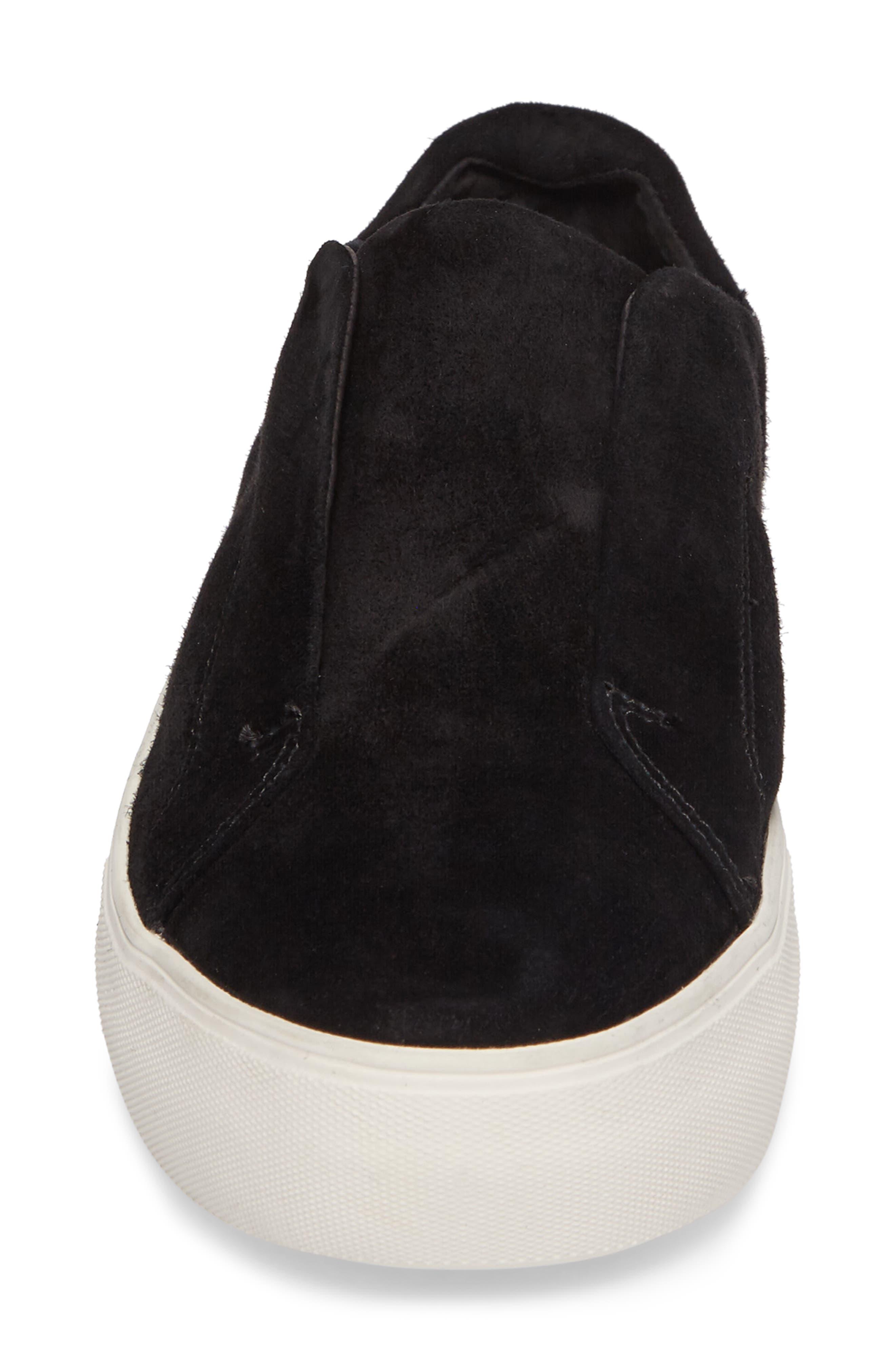 JSLIDES, Alara Slip-On Sneaker, Alternate thumbnail 4, color, 002