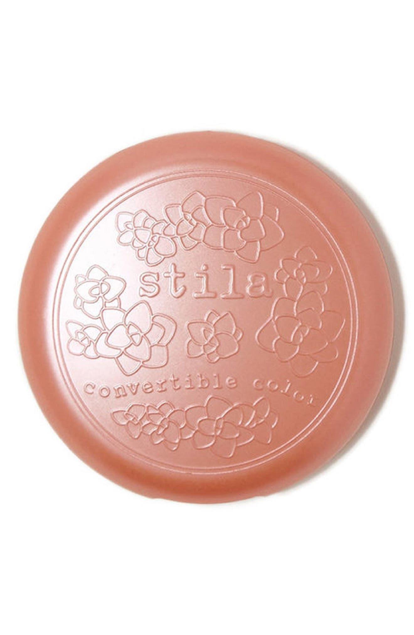 STILA Convertible Color Dual Lip & Cheek Cream, Main, color, GERBERA