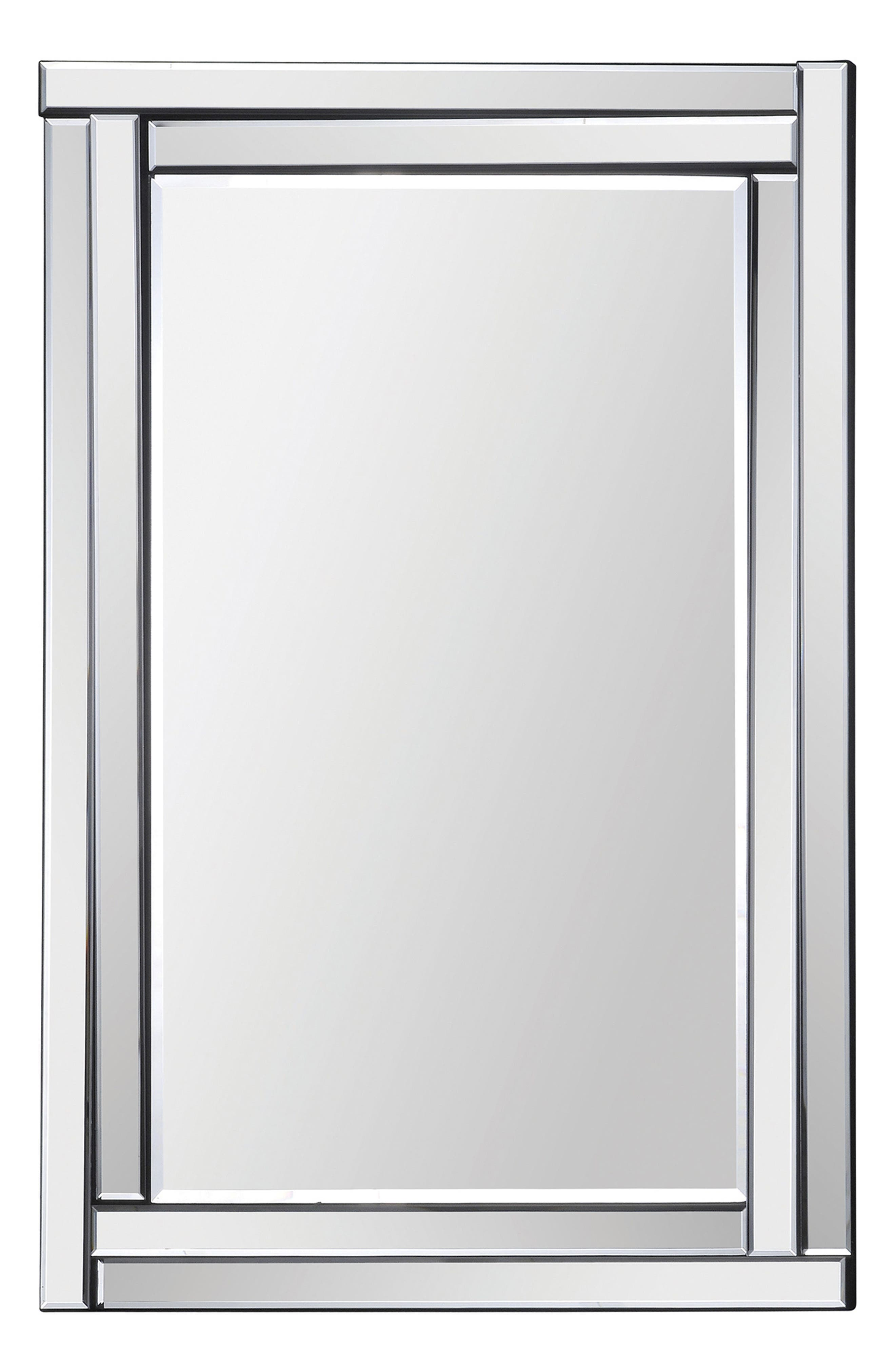 RENWIL Ava Mirror, Main, color, CLEAR