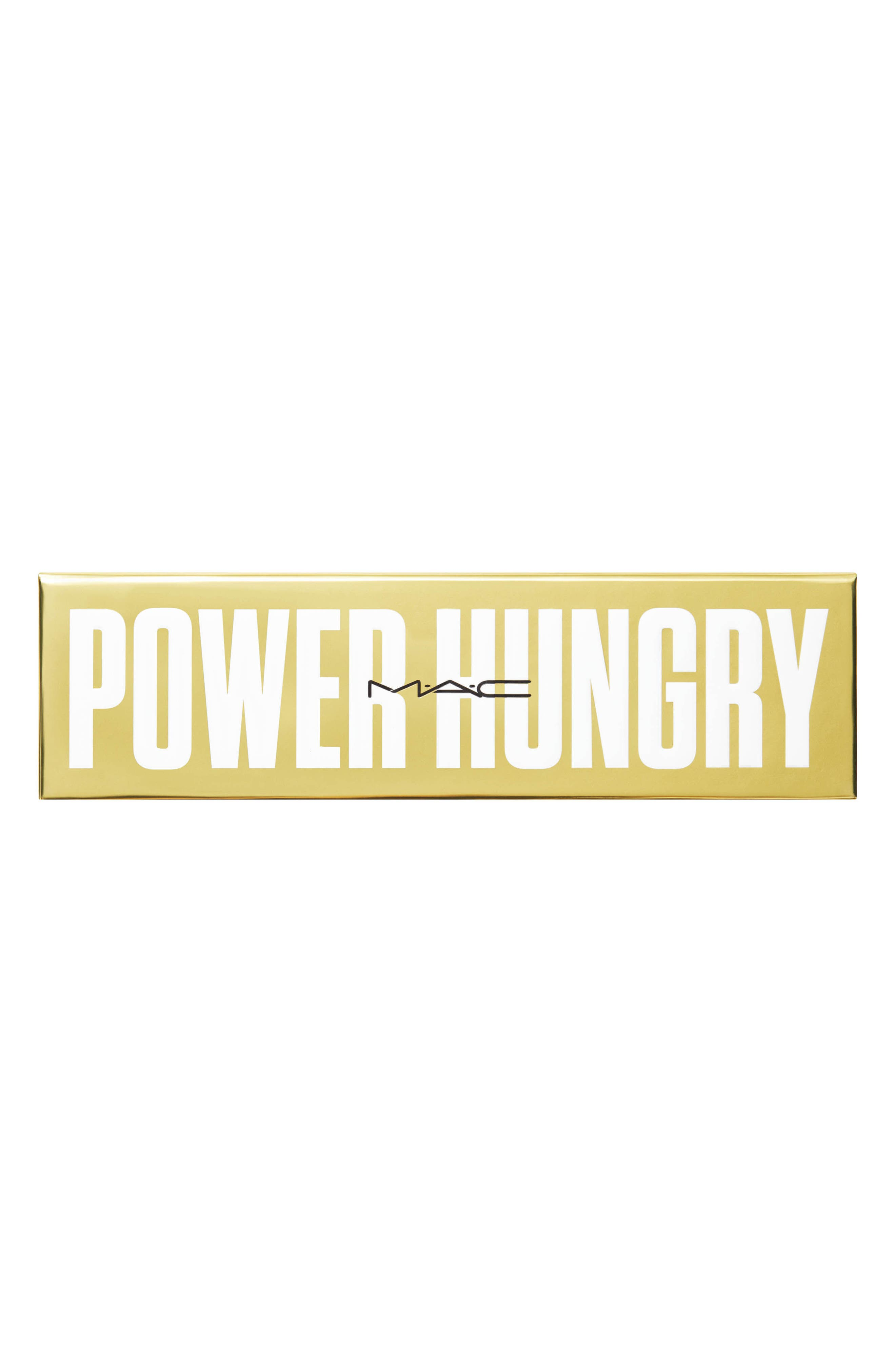MAC COSMETICS, MAC Girls Power Hungry Palette, Alternate thumbnail 4, color, POWER HUNGRY