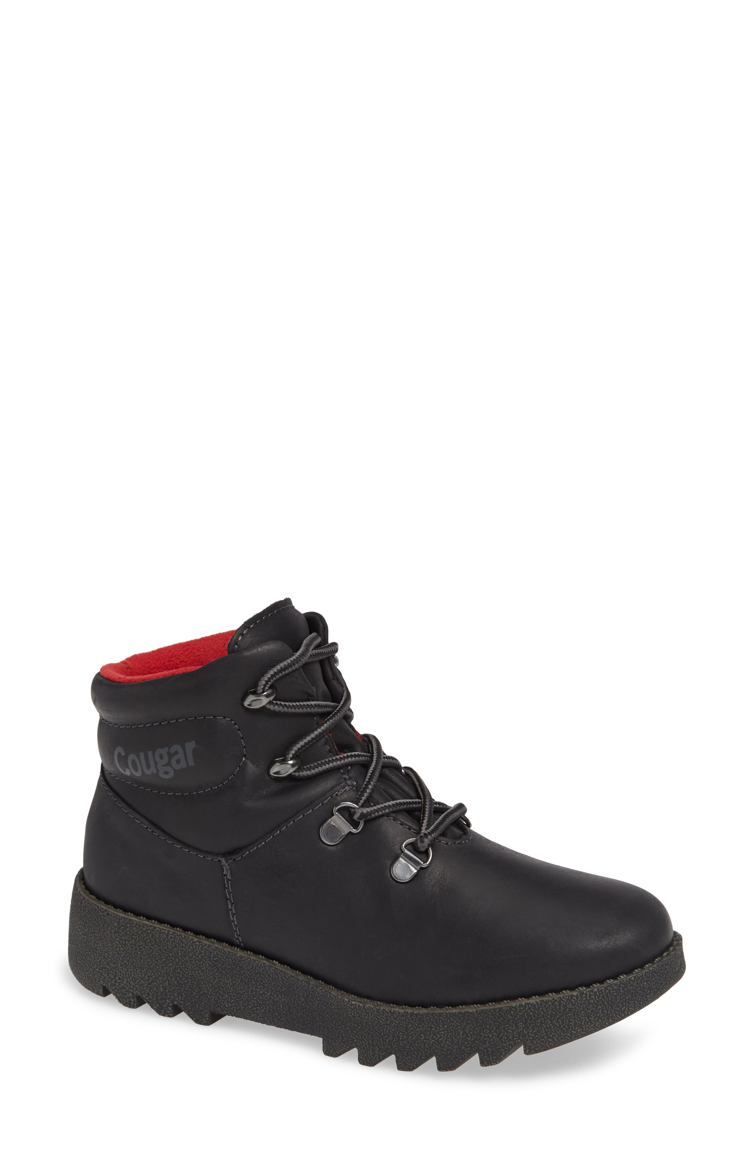 Cougar Paige Waterproof Insulated Bootie, Black