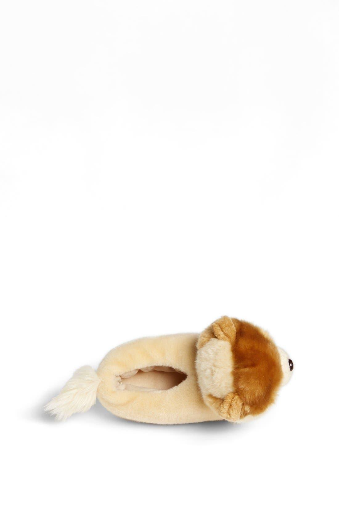 SG FOOTWEAR, 'Boo - The World's Cutest Dog' Slipper, Alternate thumbnail 3, color, 200