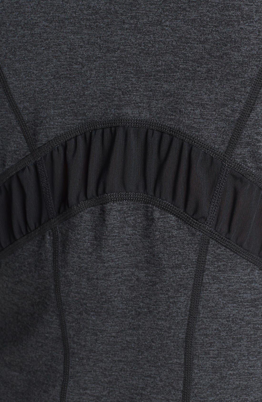 ZELLA, 'Prism' Cross Dye Jacket, Alternate thumbnail 3, color, 001