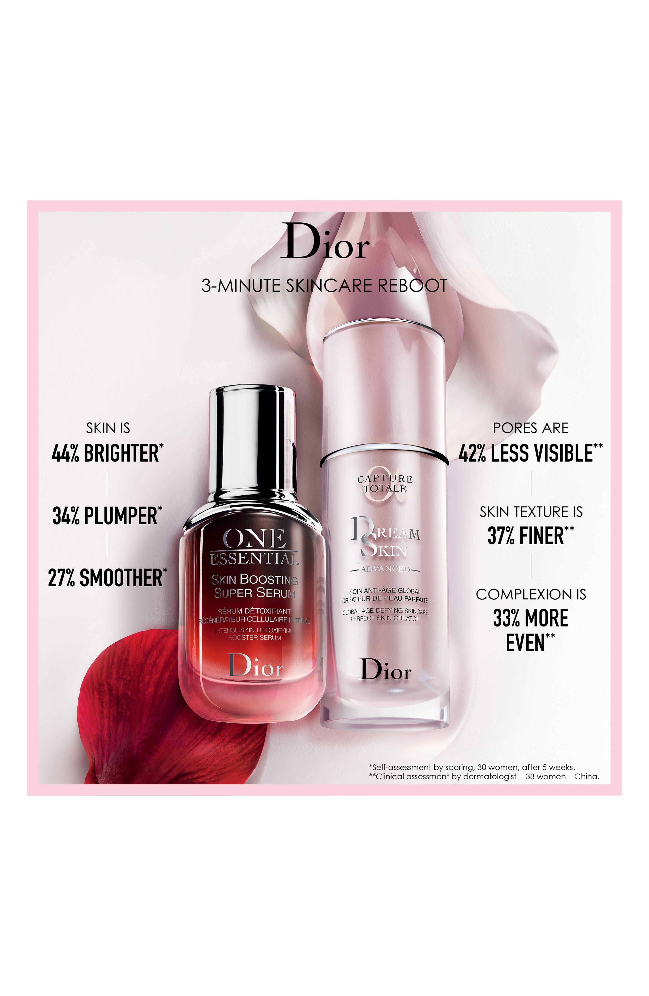 DIOR, One Essential Skin Boosting Super Serum, Alternate thumbnail 5, color, NO COLOR