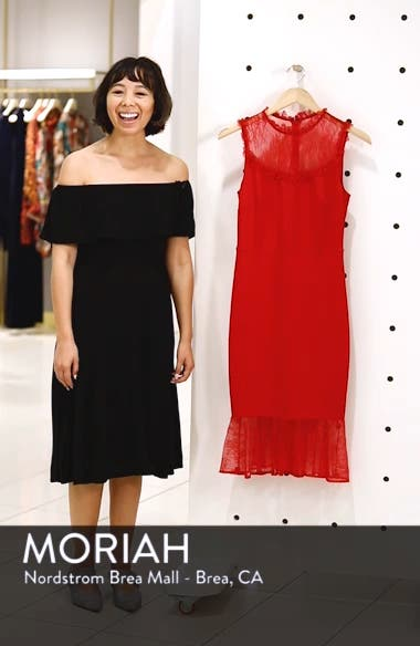 Two to Tango Lace Detail Dress, sales video thumbnail