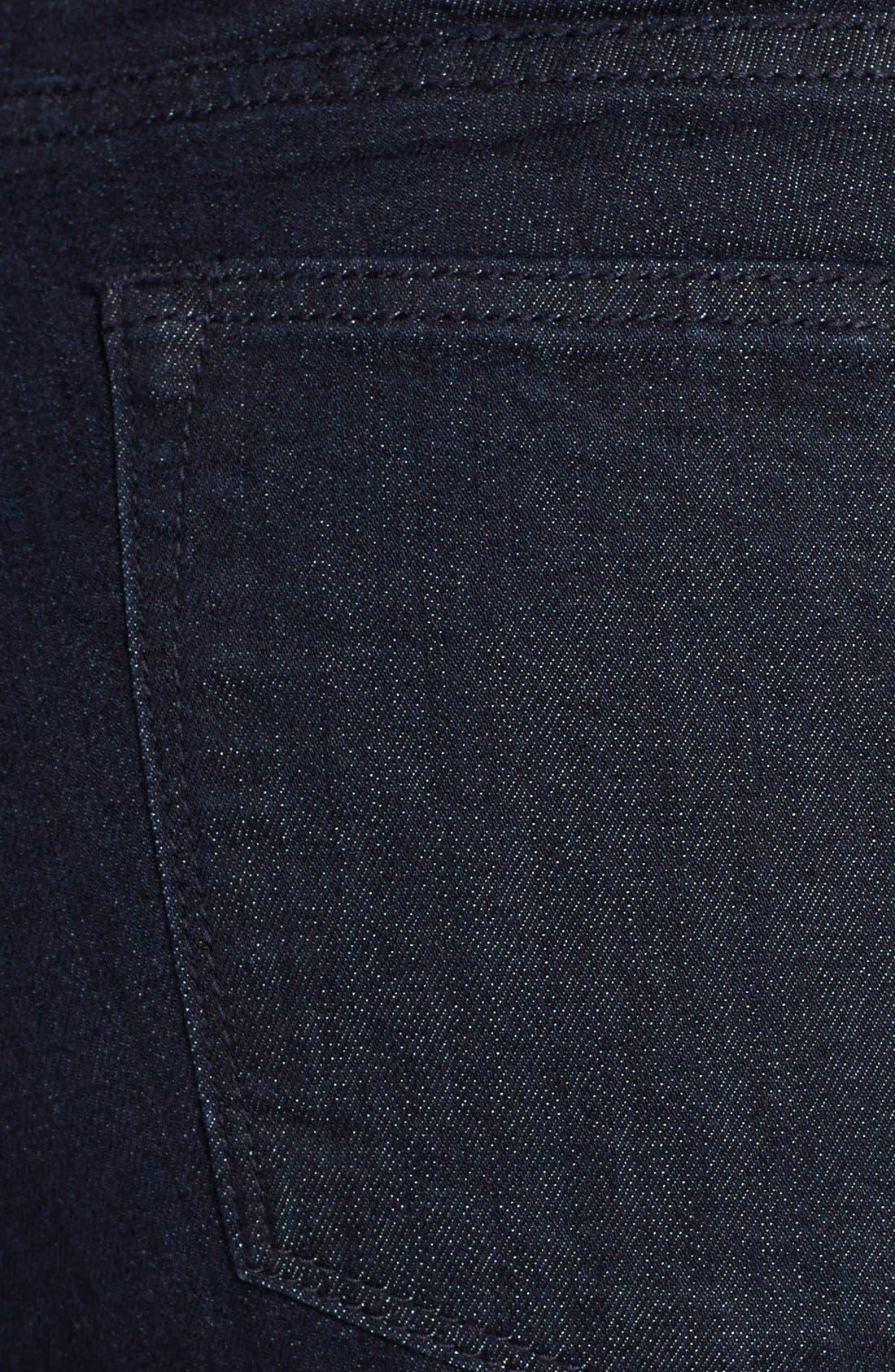 CJ BY COOKIE JOHNSON, 'Wisdom' Stretch Ankle Skinny Jeans, Alternate thumbnail 3, color, 400