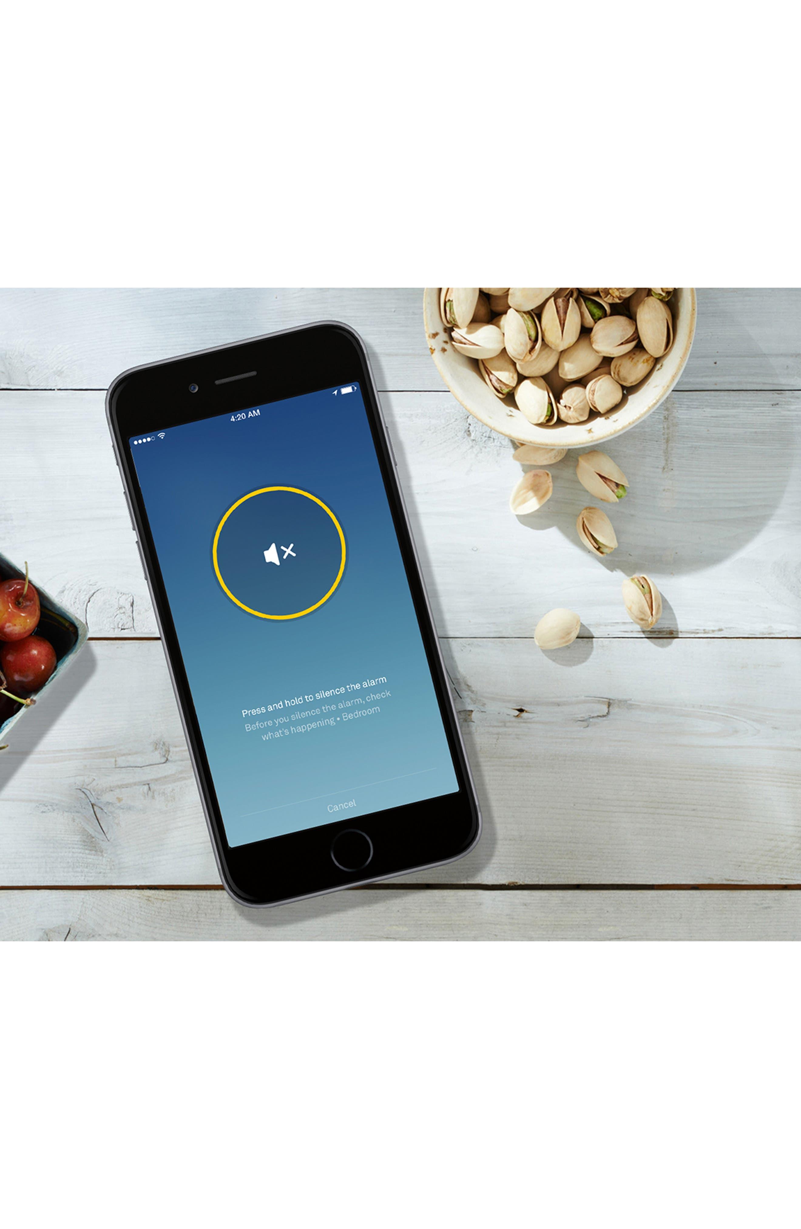 NEST, Protect Smoke & Carbon Monoxide Alarm, Alternate thumbnail 4, color, 100